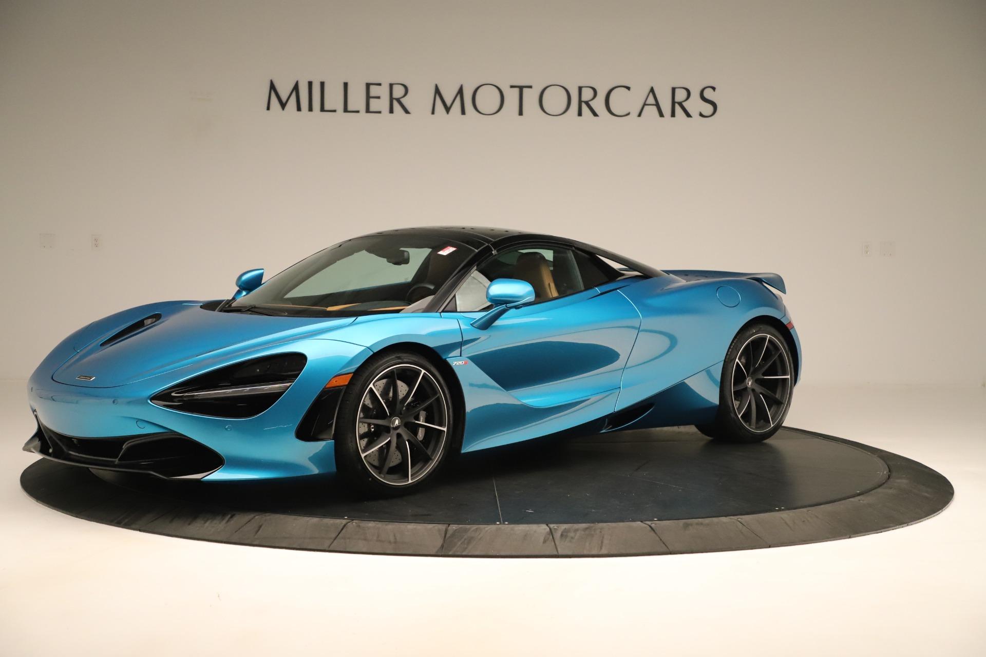 New 2020 McLaren 720S Spider Luxury For Sale In Westport, CT 3387_p2
