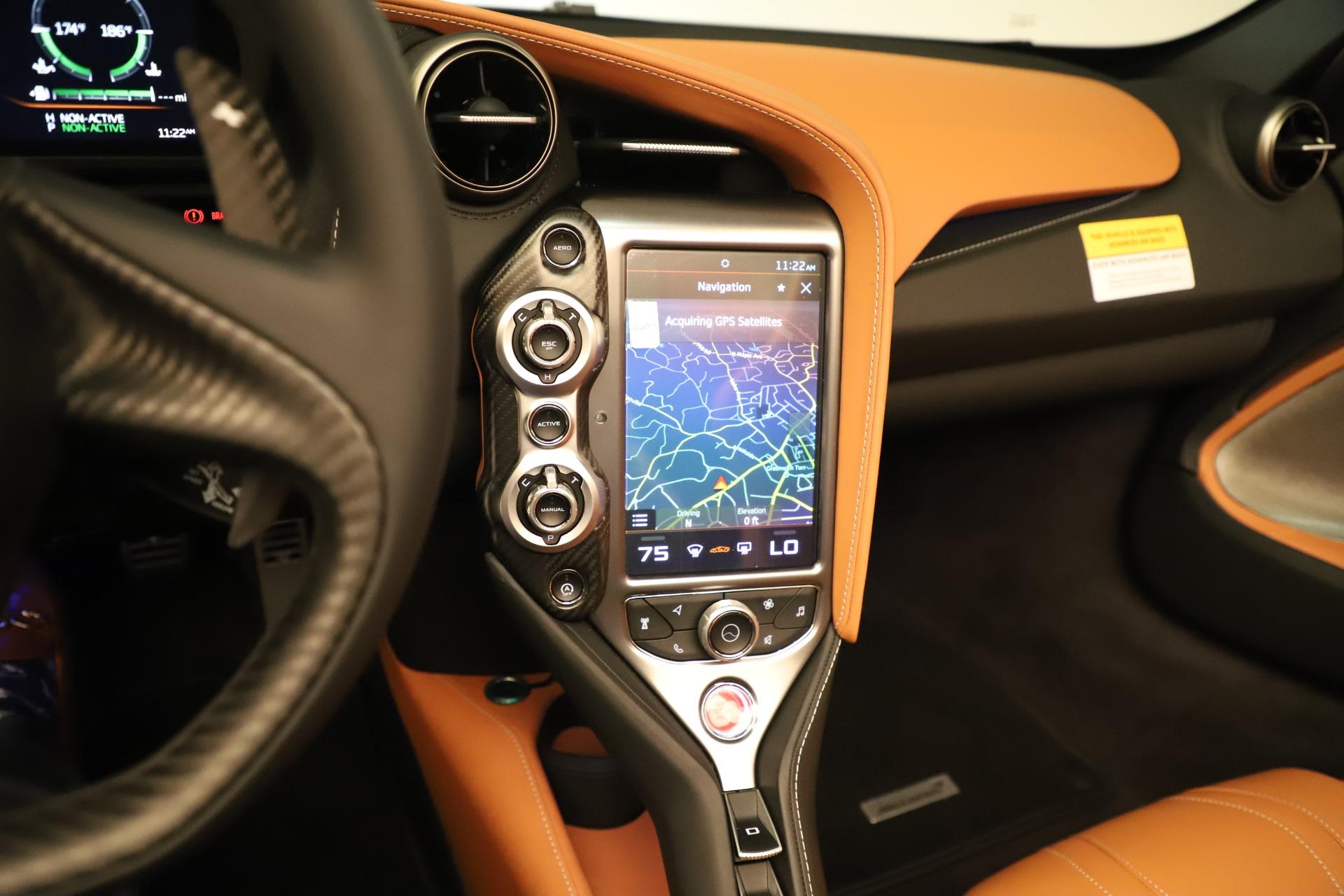 New 2020 McLaren 720S Spider Luxury For Sale In Westport, CT 3387_p31