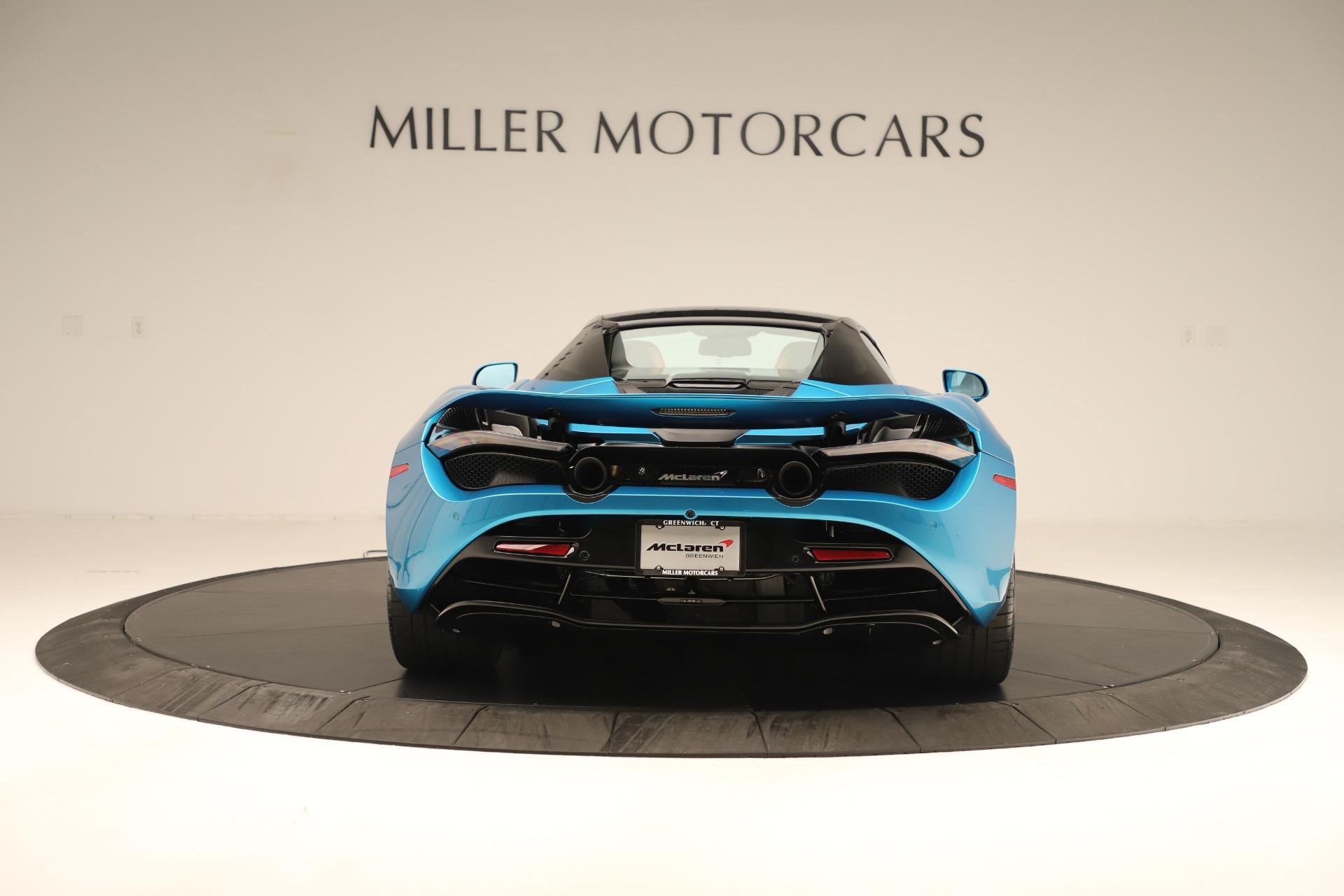 New 2020 McLaren 720S Spider Luxury For Sale In Westport, CT 3387_p5
