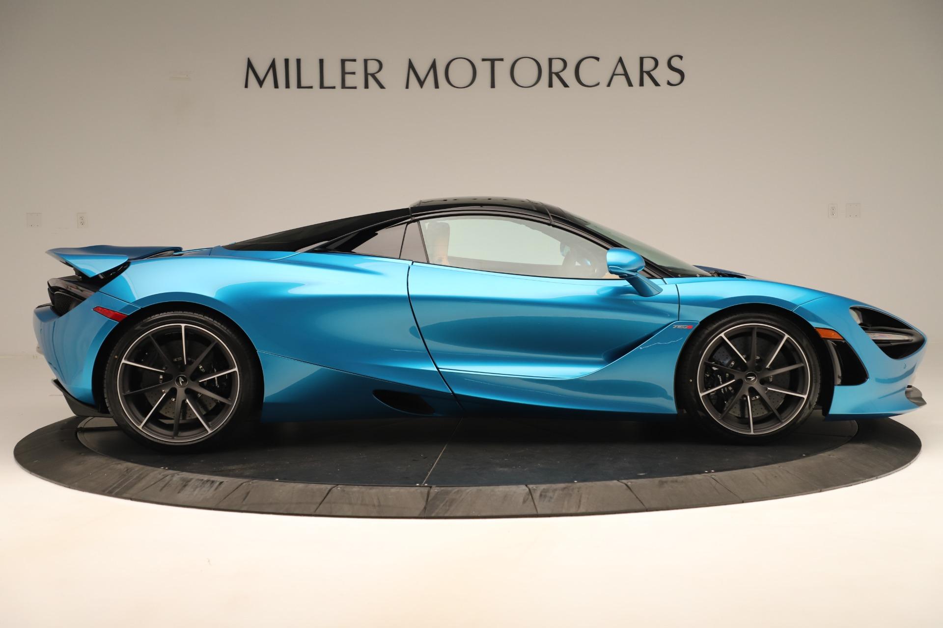 New 2020 McLaren 720S Spider For Sale In Westport, CT 3387_p7