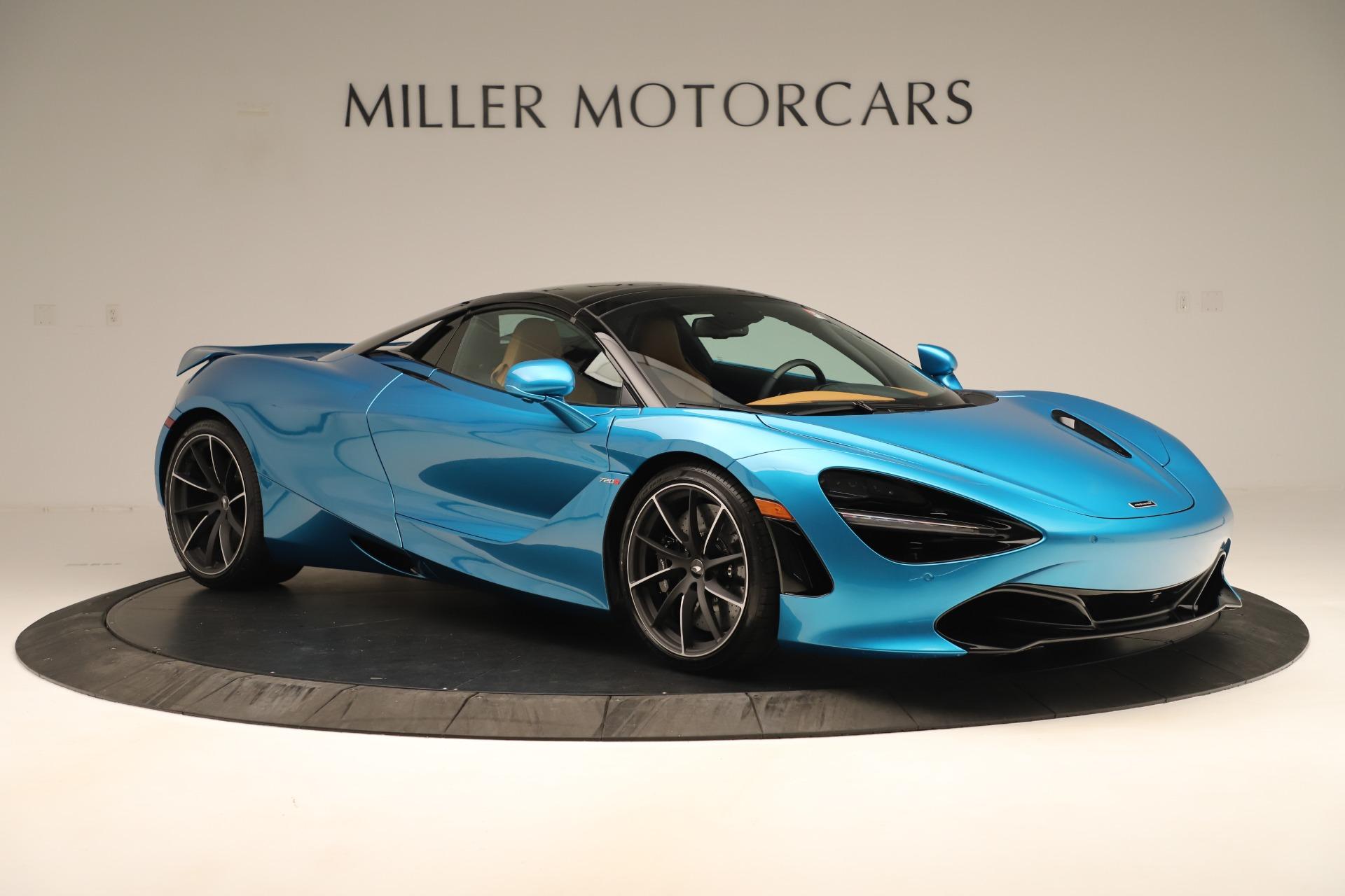 New 2020 McLaren 720S Spider For Sale In Westport, CT 3387_p8