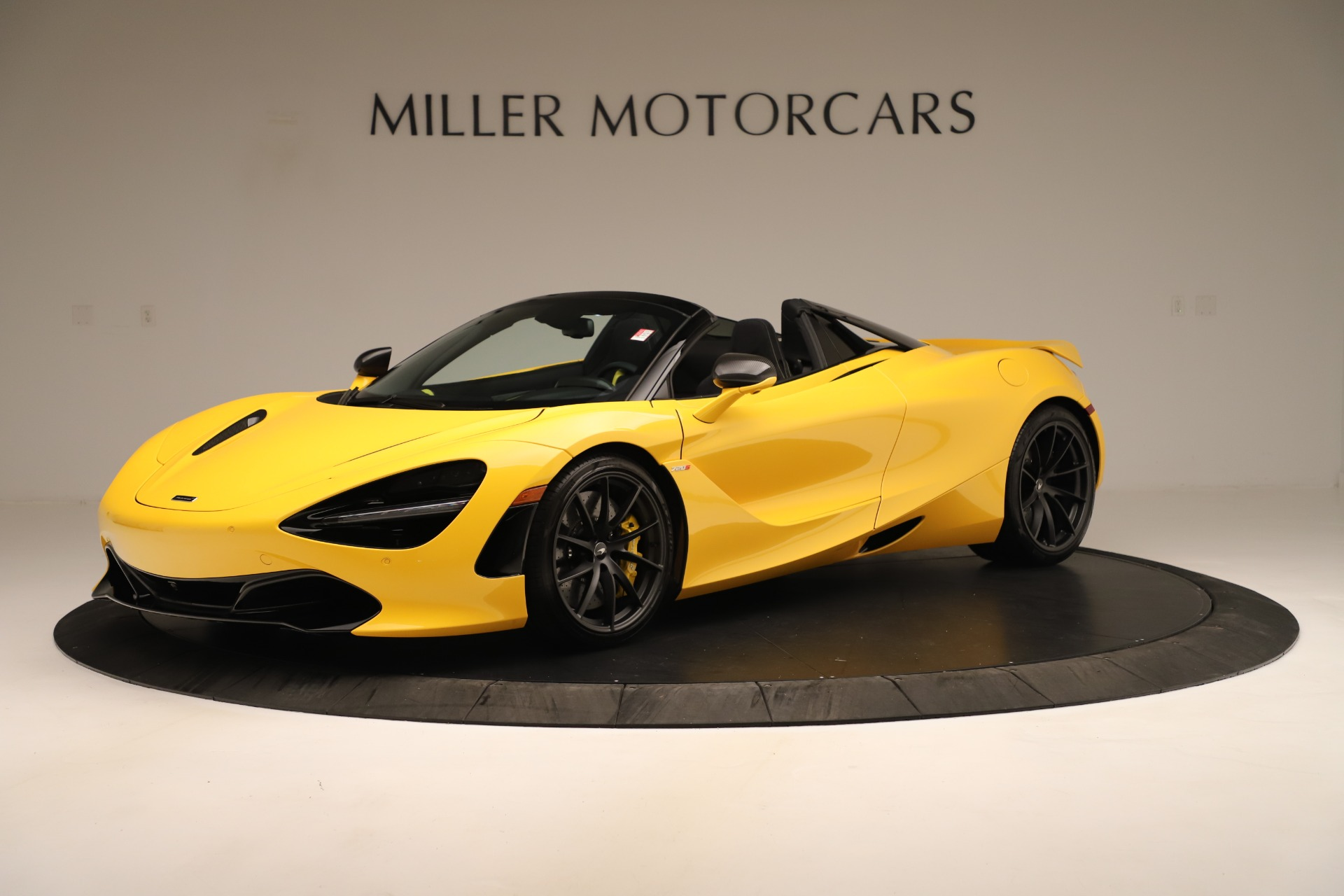 New 2020 McLaren 720S Convertible For Sale In Westport, CT 3388_main