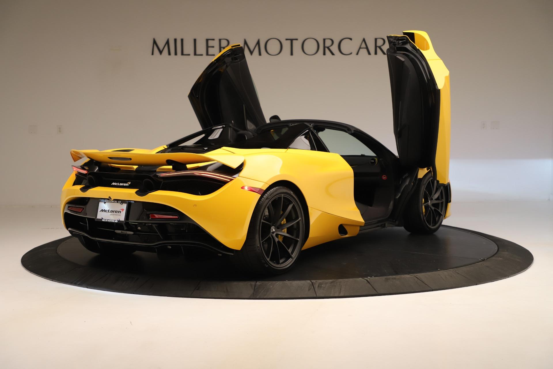New 2020 McLaren 720S Convertible For Sale In Westport, CT 3388_p21