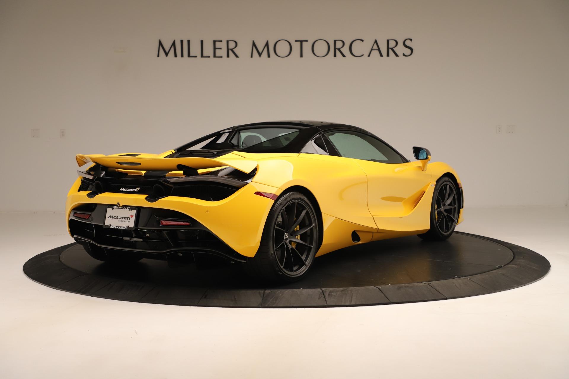 New 2020 McLaren 720S Convertible For Sale In Westport, CT 3388_p6