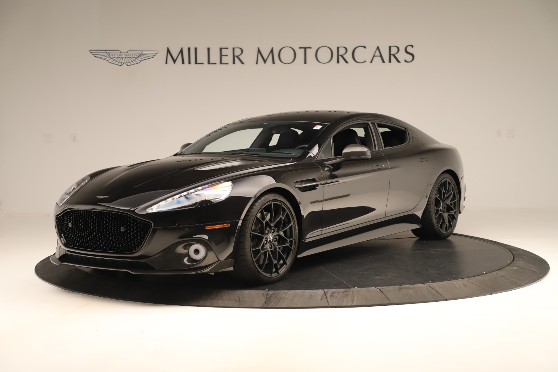 New 2019 Aston Martin Rapide AMR Sedan For Sale In Westport, CT 3389_main