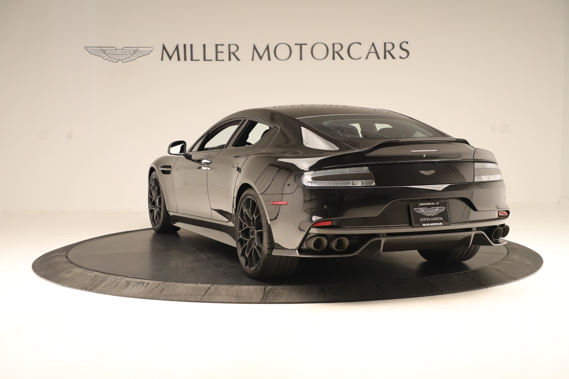 New 2019 Aston Martin Rapide AMR Sedan For Sale In Westport, CT 3389_p4