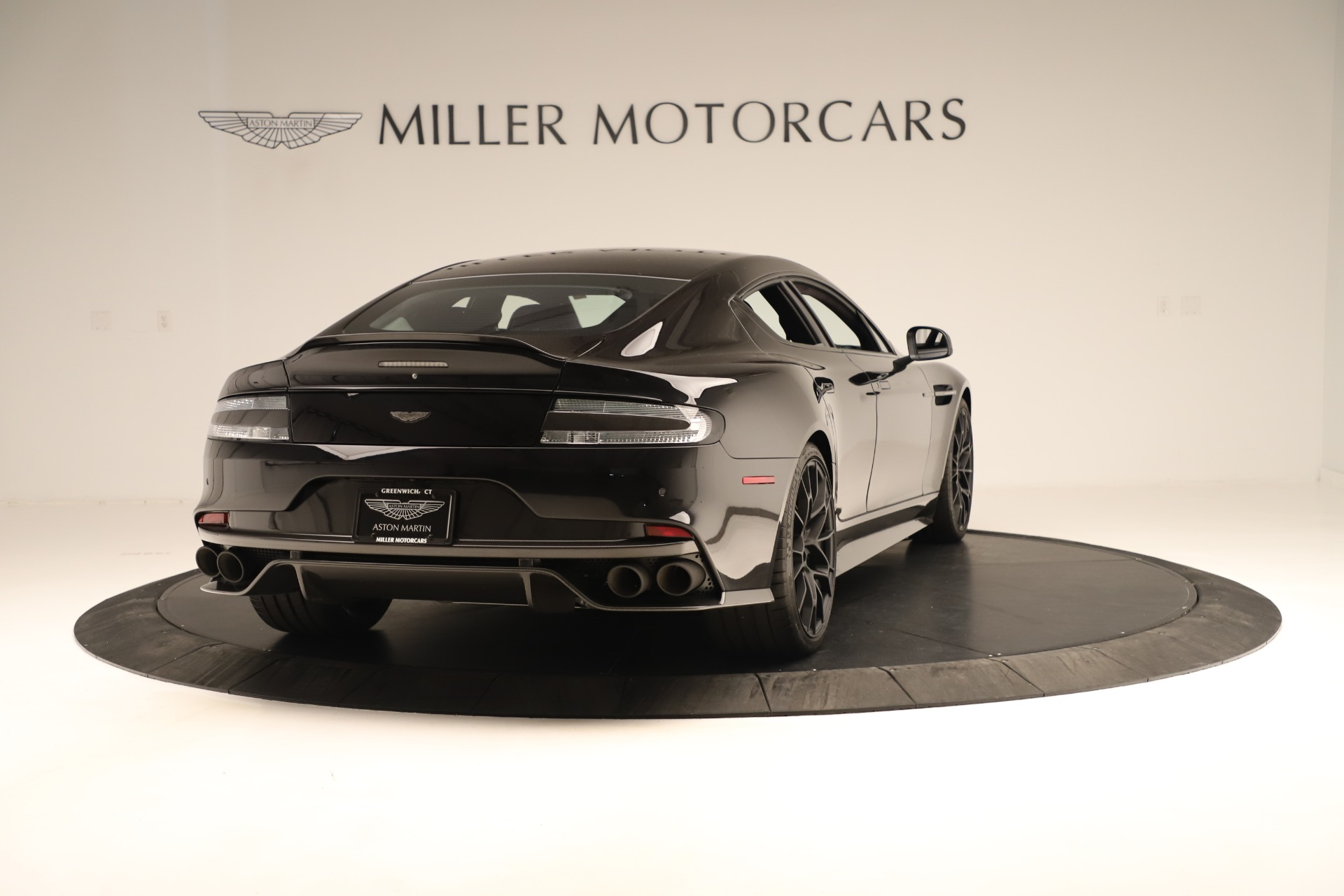 New 2019 Aston Martin Rapide AMR Sedan For Sale In Westport, CT 3389_p6
