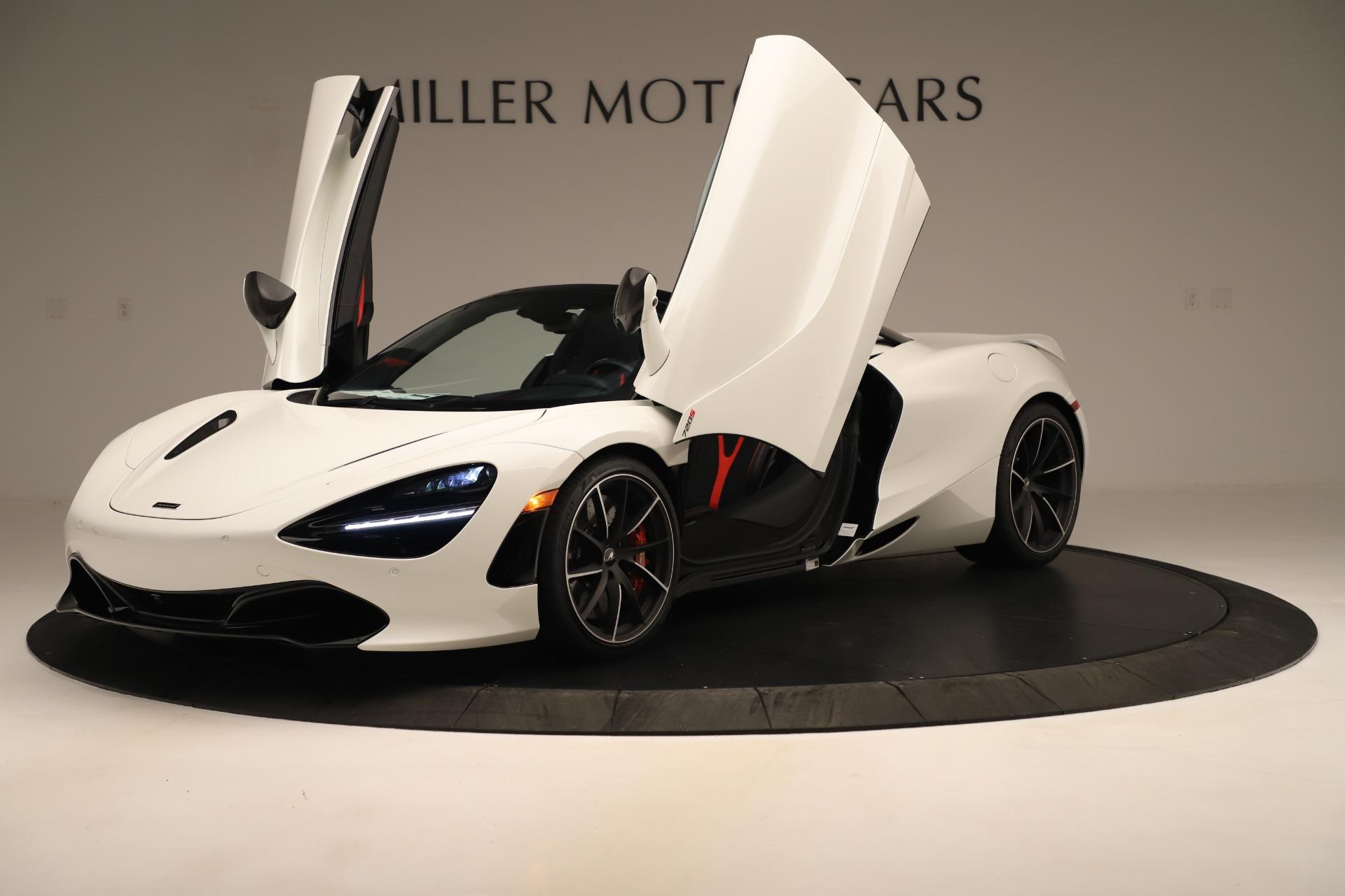 New 2020 McLaren 720S Performance For Sale In Westport, CT 3390_p18