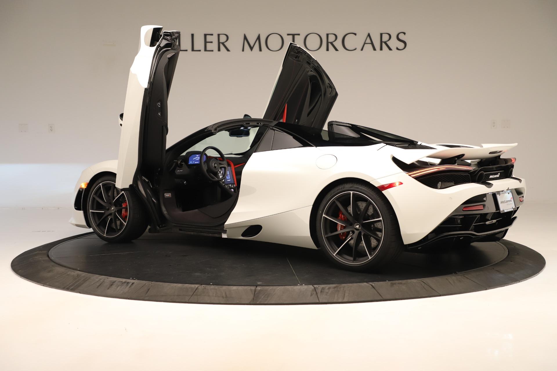 New 2020 McLaren 720S Performance For Sale In Westport, CT 3390_p19