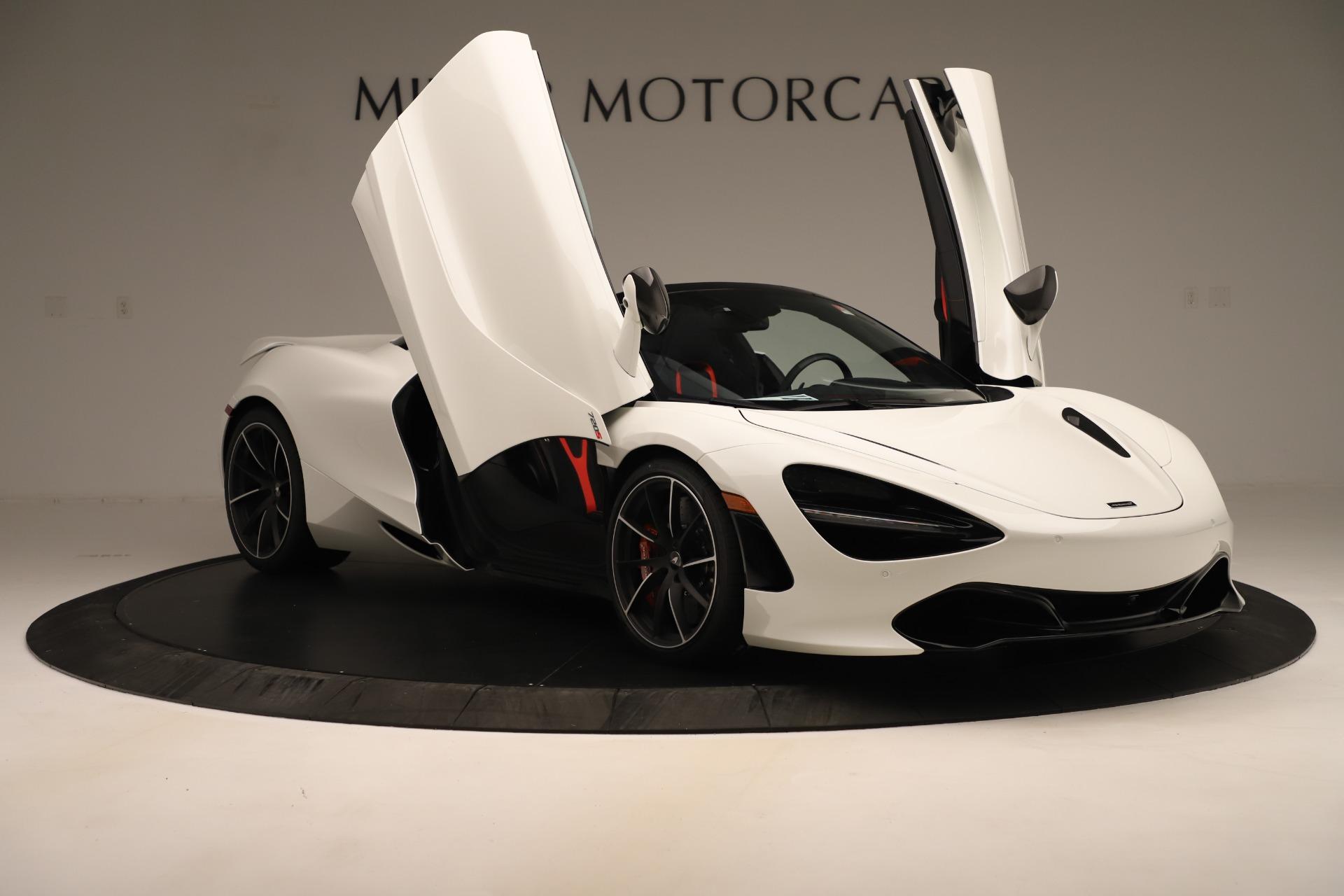 New 2020 McLaren 720S Performance For Sale In Westport, CT 3390_p22