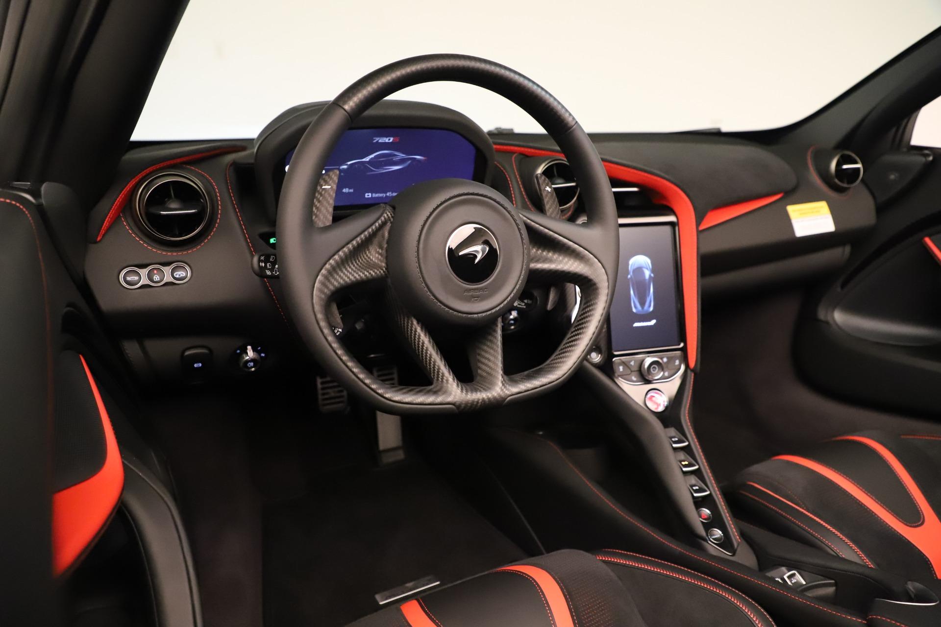 New 2020 McLaren 720S Performance For Sale In Westport, CT 3390_p29
