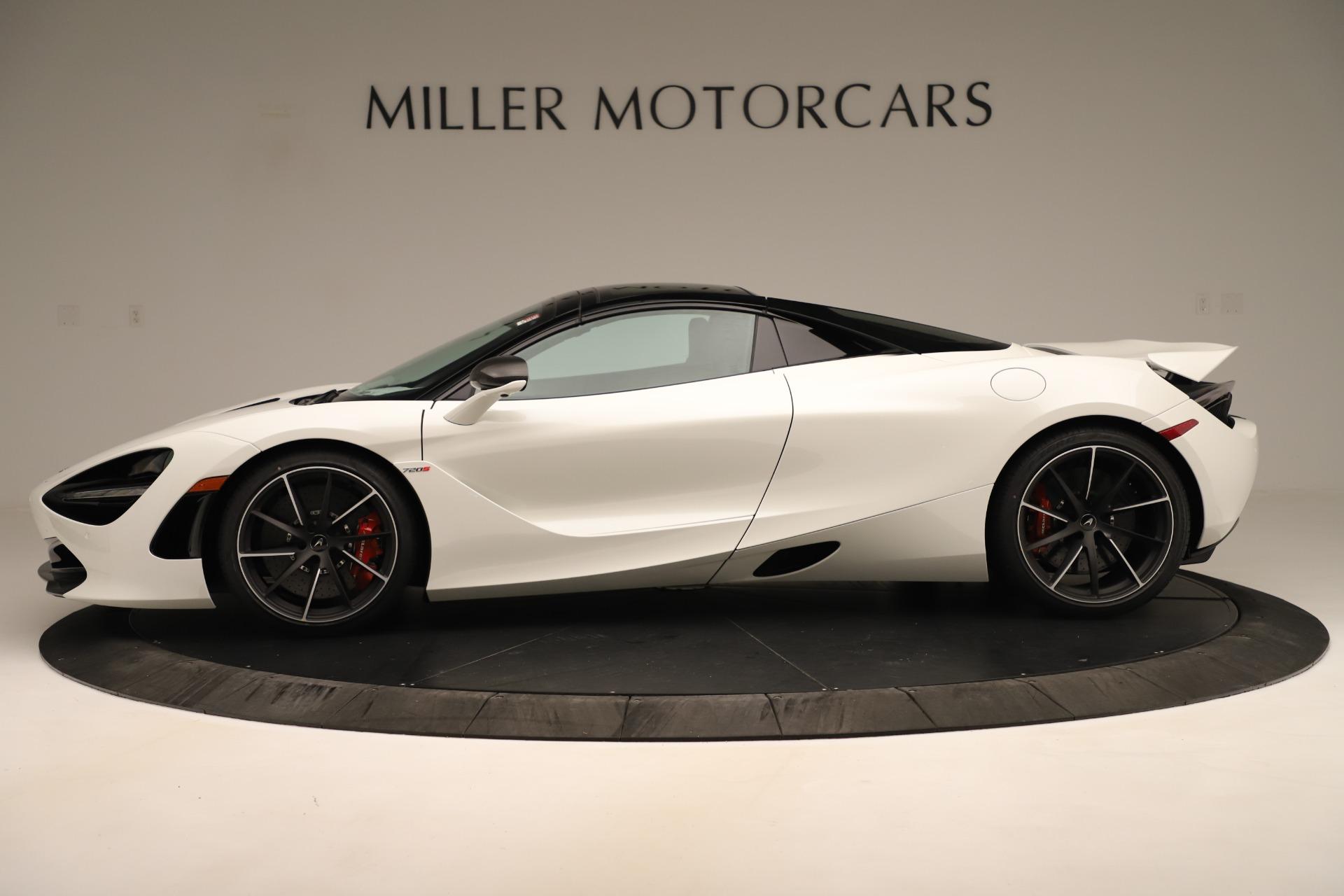 New 2020 McLaren 720S Performance For Sale In Westport, CT 3390_p3