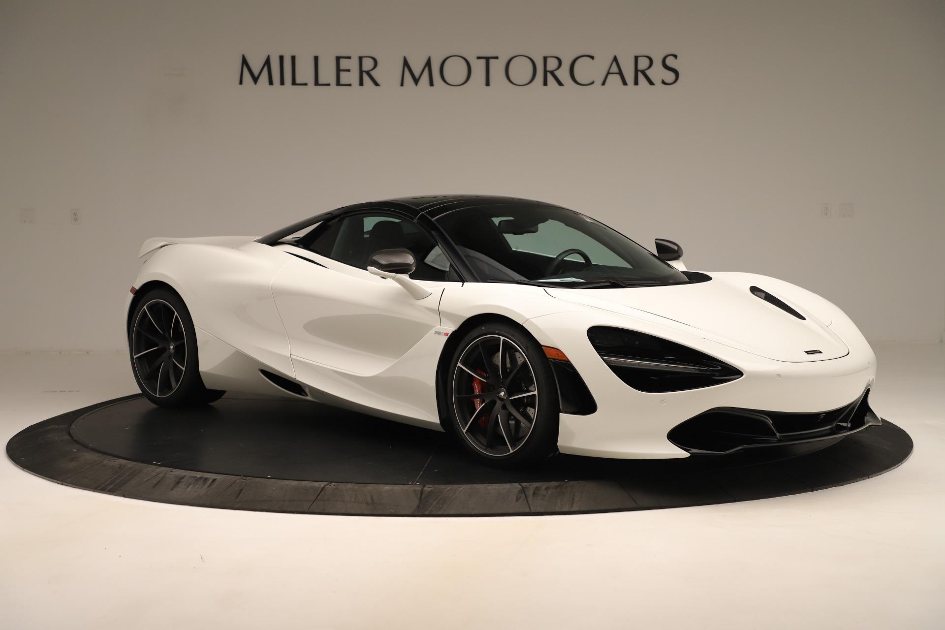 New 2020 McLaren 720S Performance For Sale In Westport, CT 3390_p8