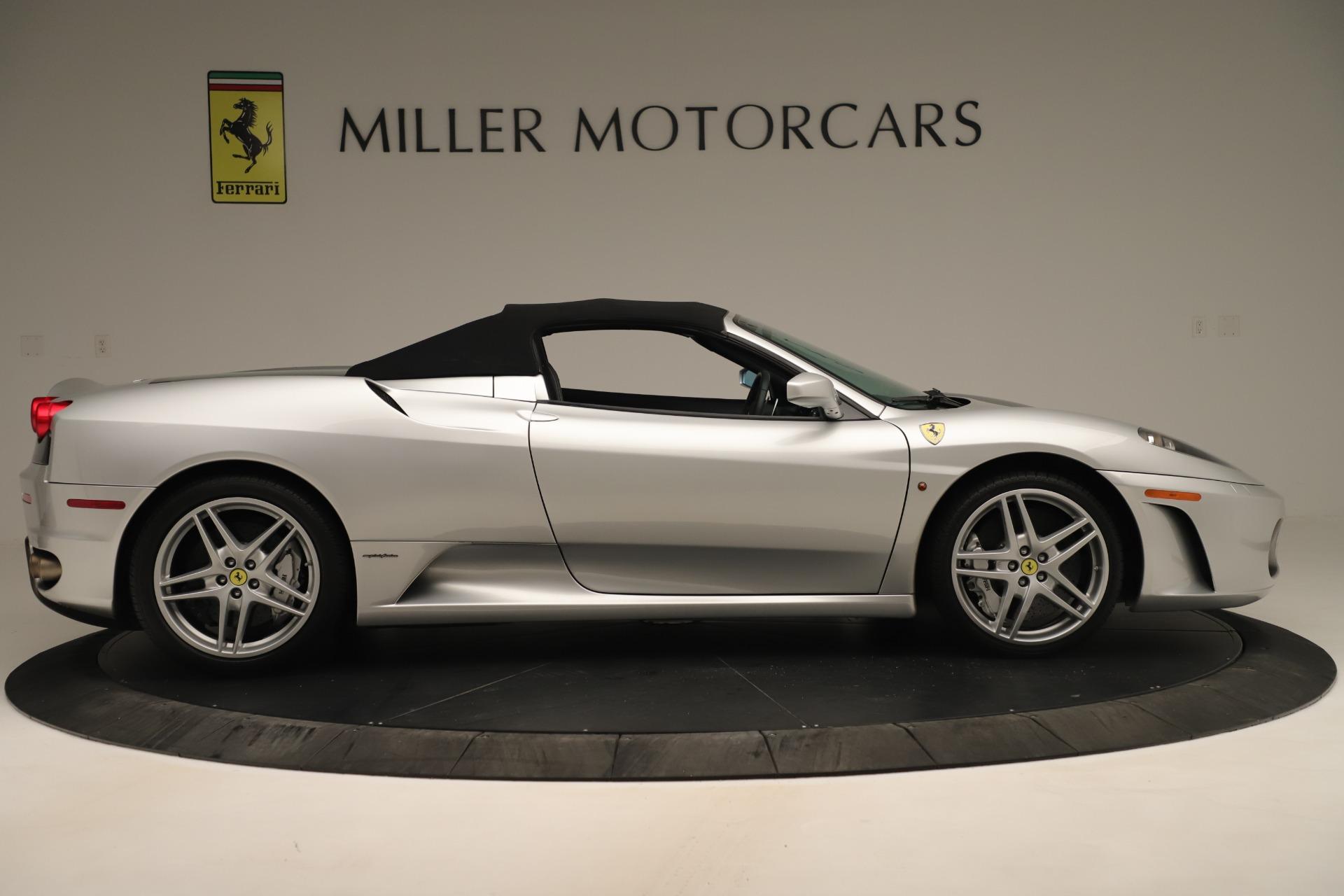 Used 2008 Ferrari F430 Spider  For Sale In Westport, CT 3391_p15