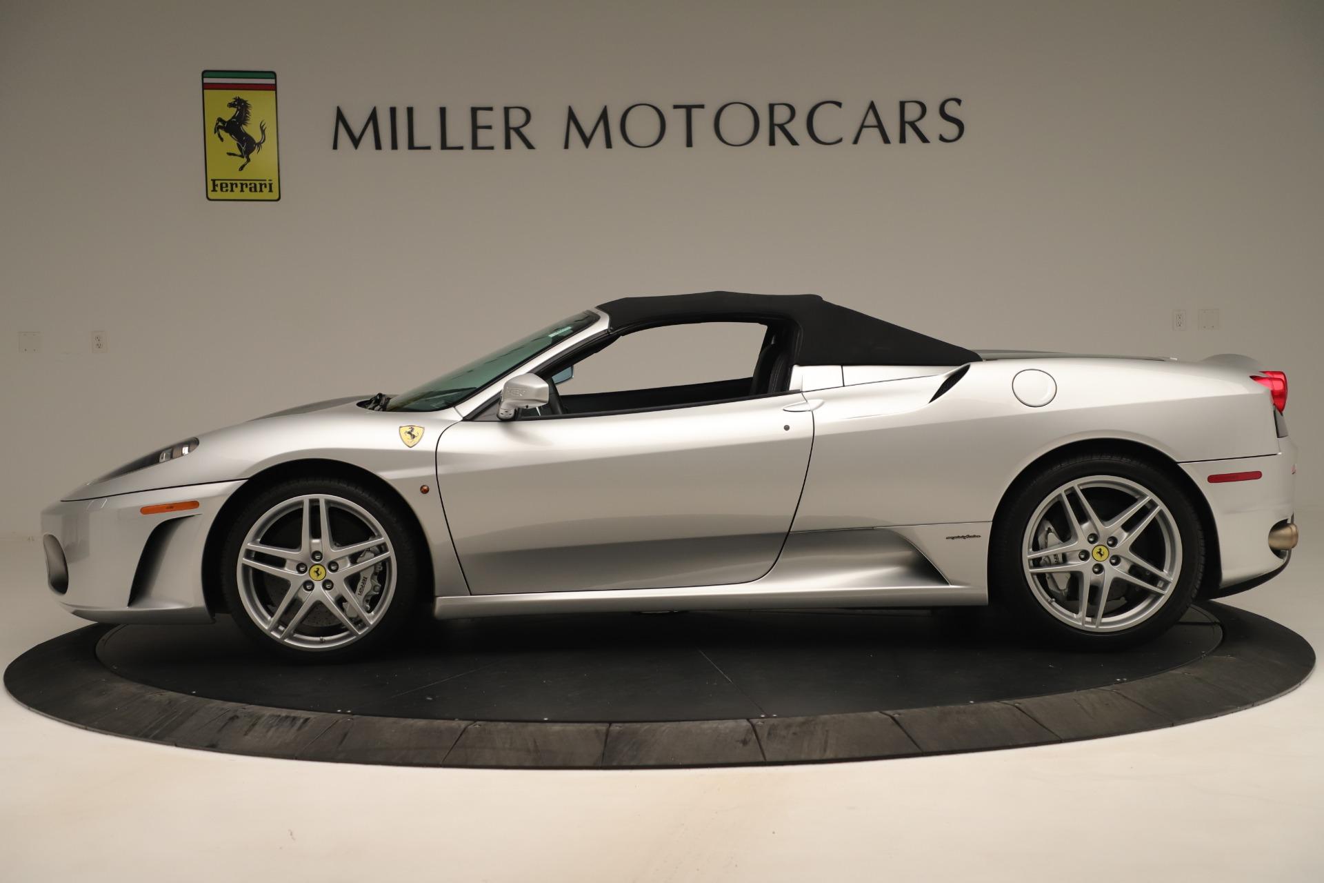 Used 2008 Ferrari F430 Spider  For Sale In Westport, CT 3391_p18