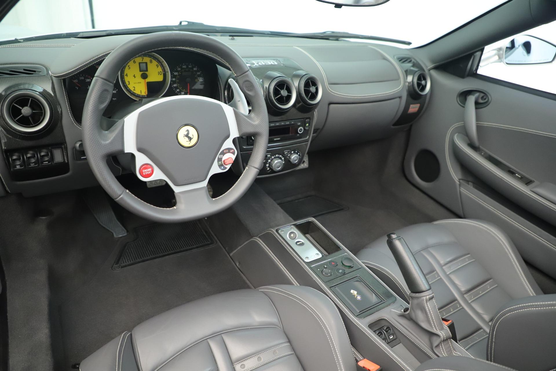Used 2008 Ferrari F430 Spider  For Sale In Westport, CT 3391_p20