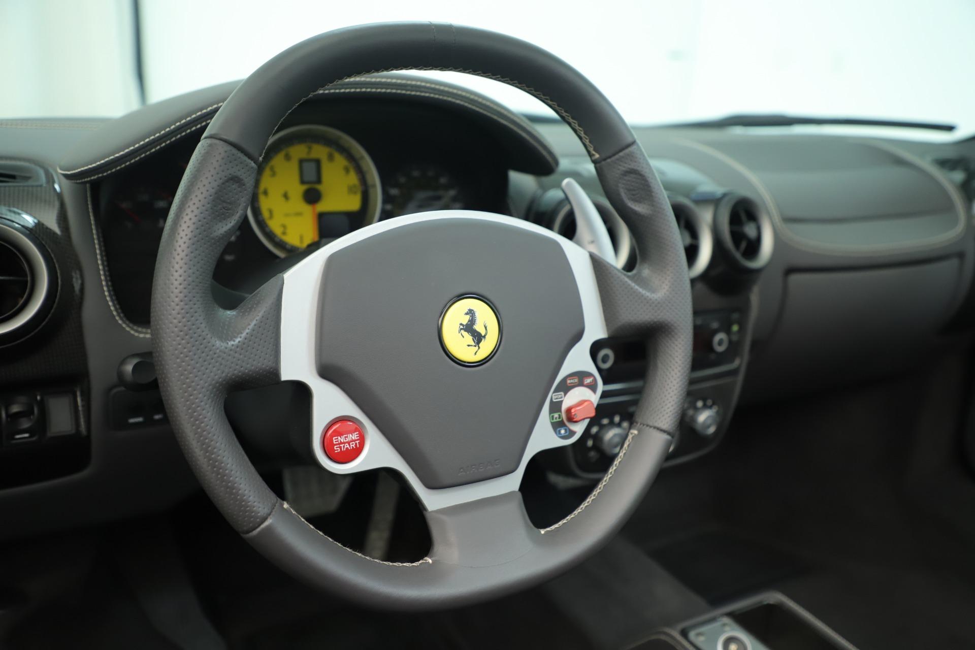 Used 2008 Ferrari F430 Spider  For Sale In Westport, CT 3391_p28
