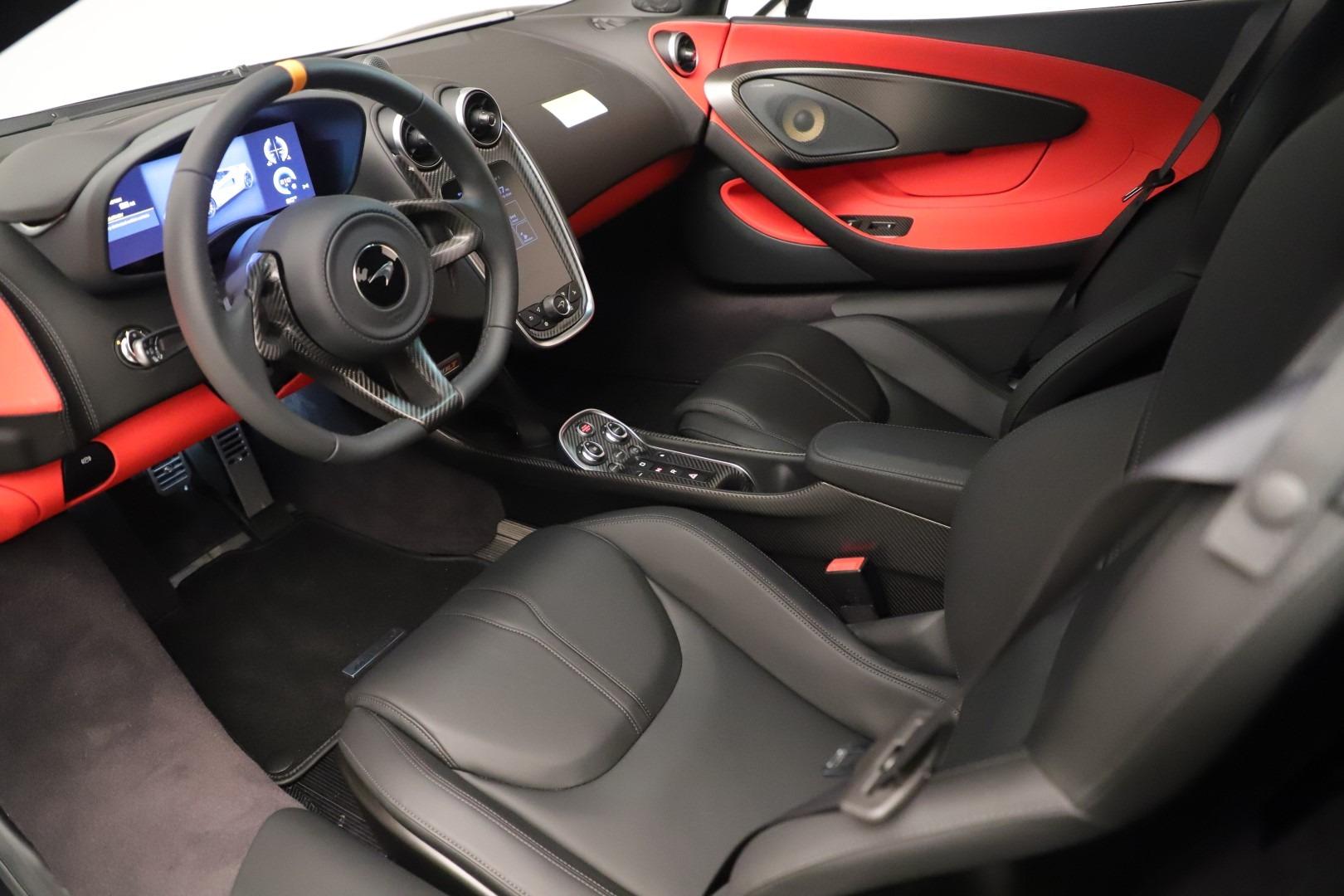 New 2019 McLaren 600LT Coupe For Sale In Westport, CT 3392_p20