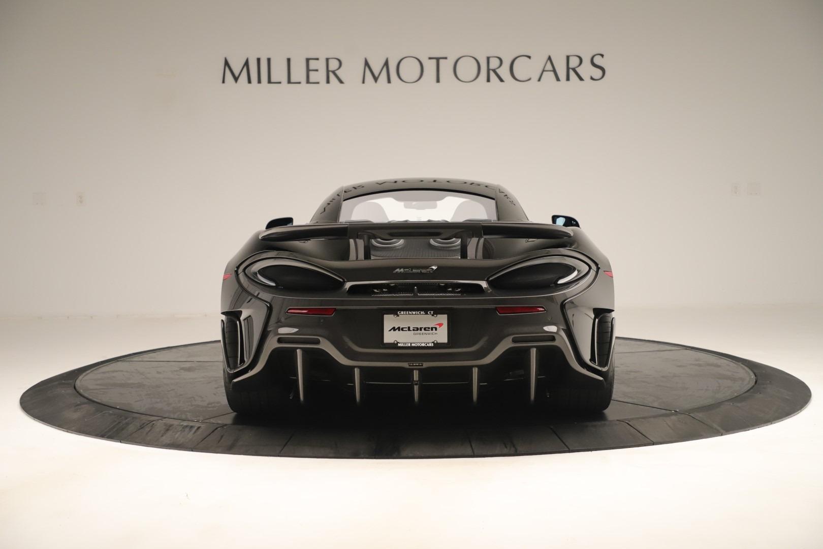 New 2019 McLaren 600LT Coupe For Sale In Westport, CT 3392_p5
