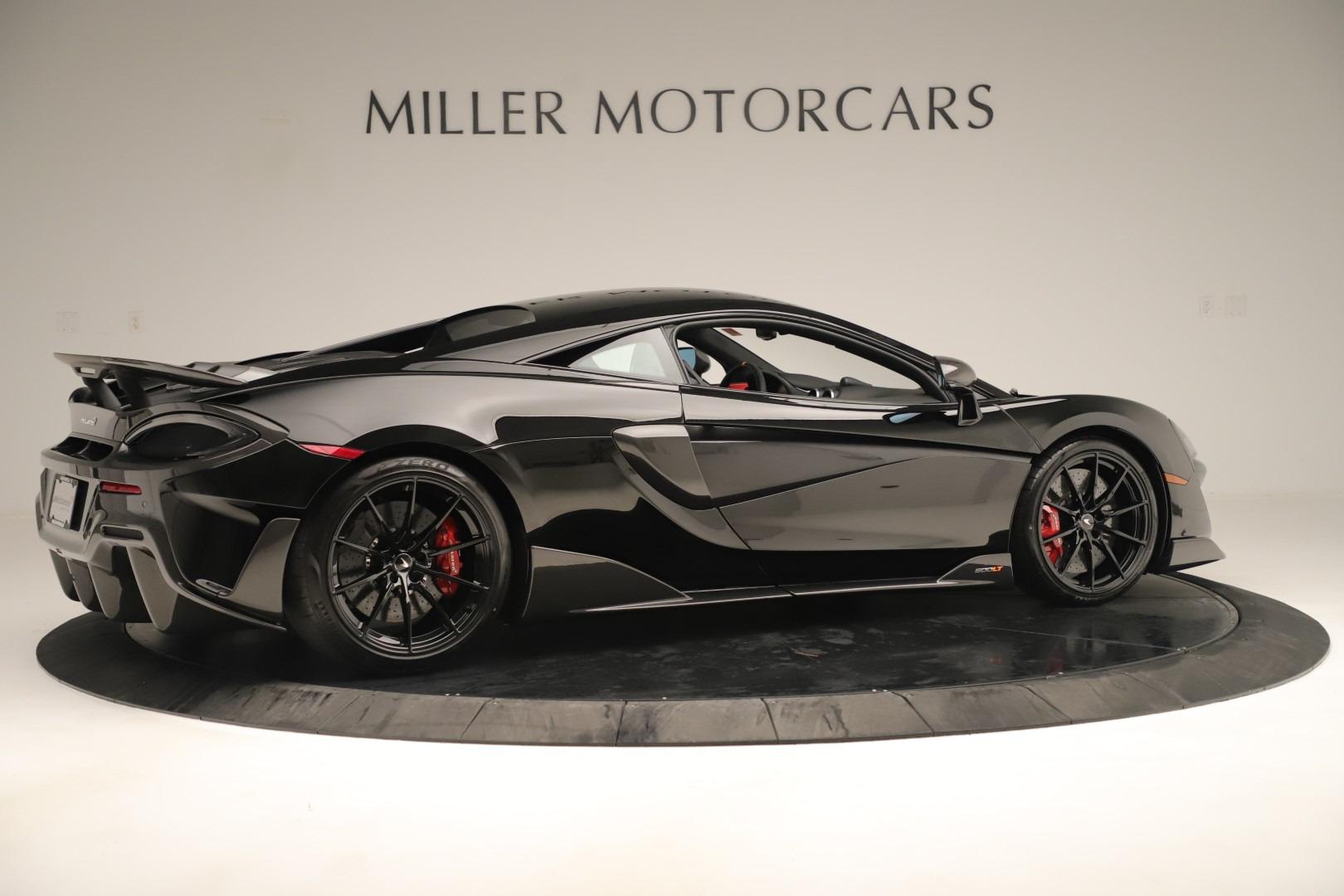 New 2019 McLaren 600LT Coupe For Sale In Westport, CT 3392_p7