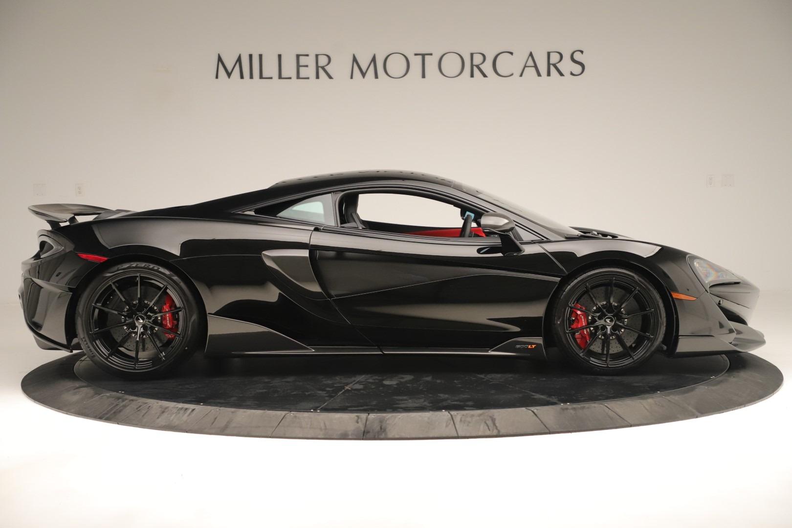 New 2019 McLaren 600LT Coupe For Sale In Westport, CT 3392_p8