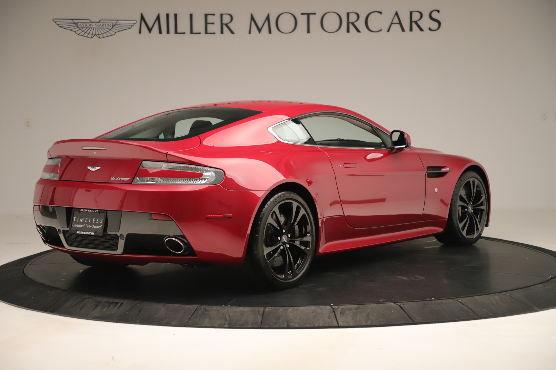 Used 2011 Aston Martin V12 Vantage Coupe For Sale In Westport, CT 3395_p10