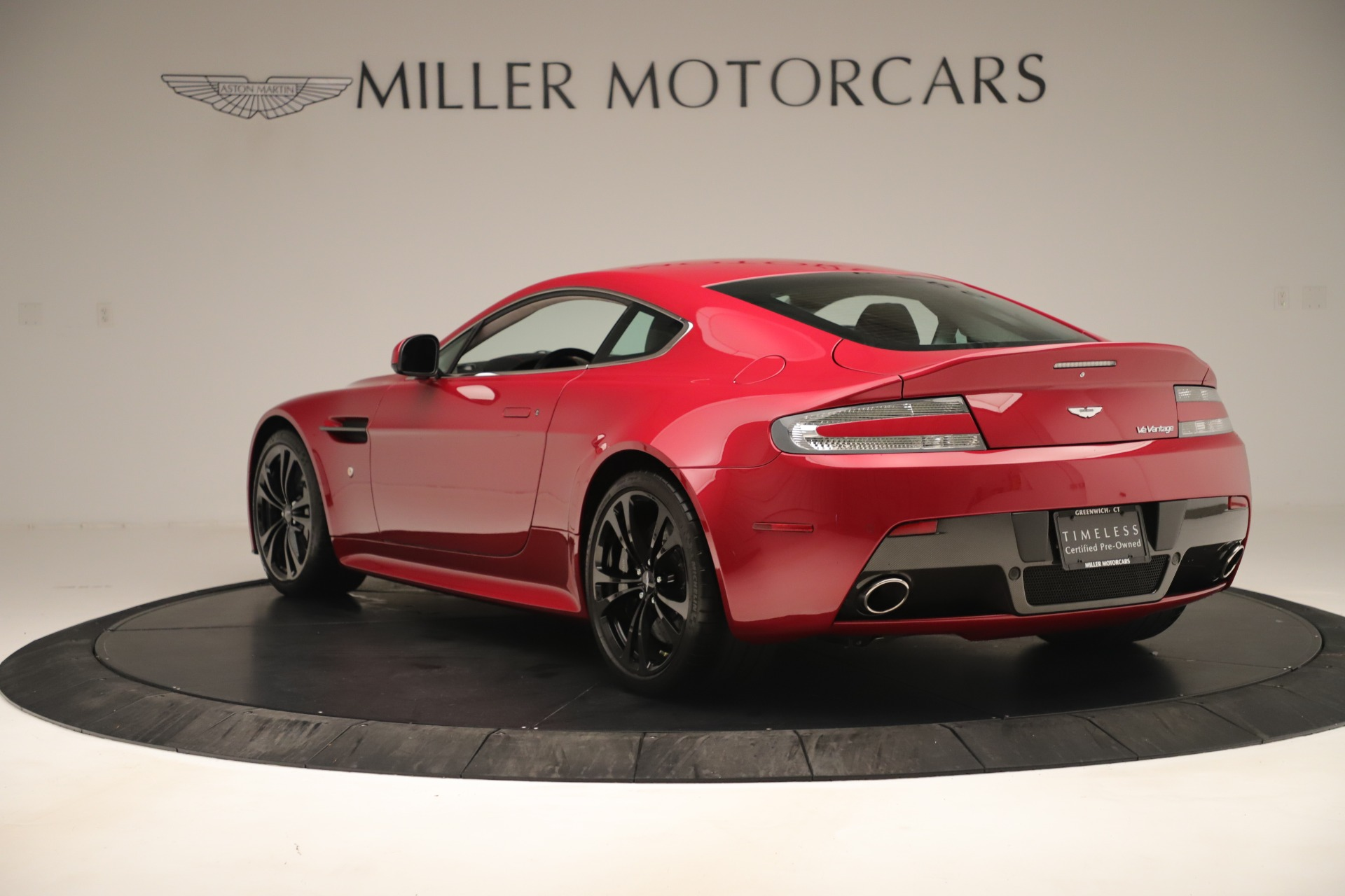Used 2011 Aston Martin V12 Vantage Coupe For Sale In Westport, CT 3395_p6
