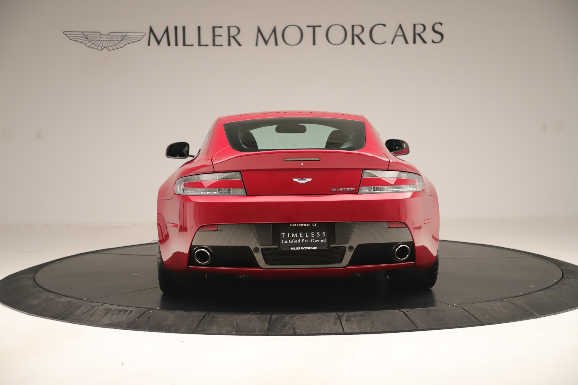Used 2011 Aston Martin V12 Vantage Coupe For Sale In Westport, CT 3395_p8