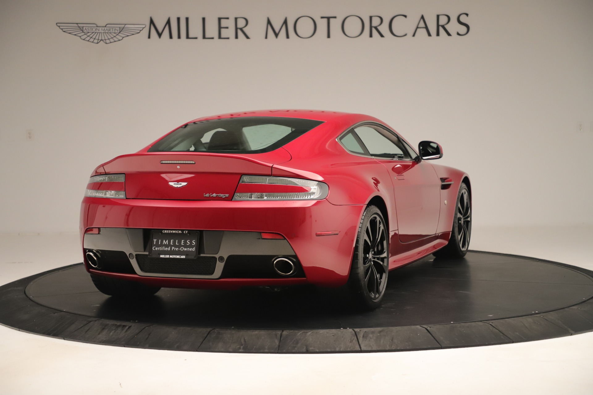 Used 2011 Aston Martin V12 Vantage Coupe For Sale In Westport, CT 3395_p9