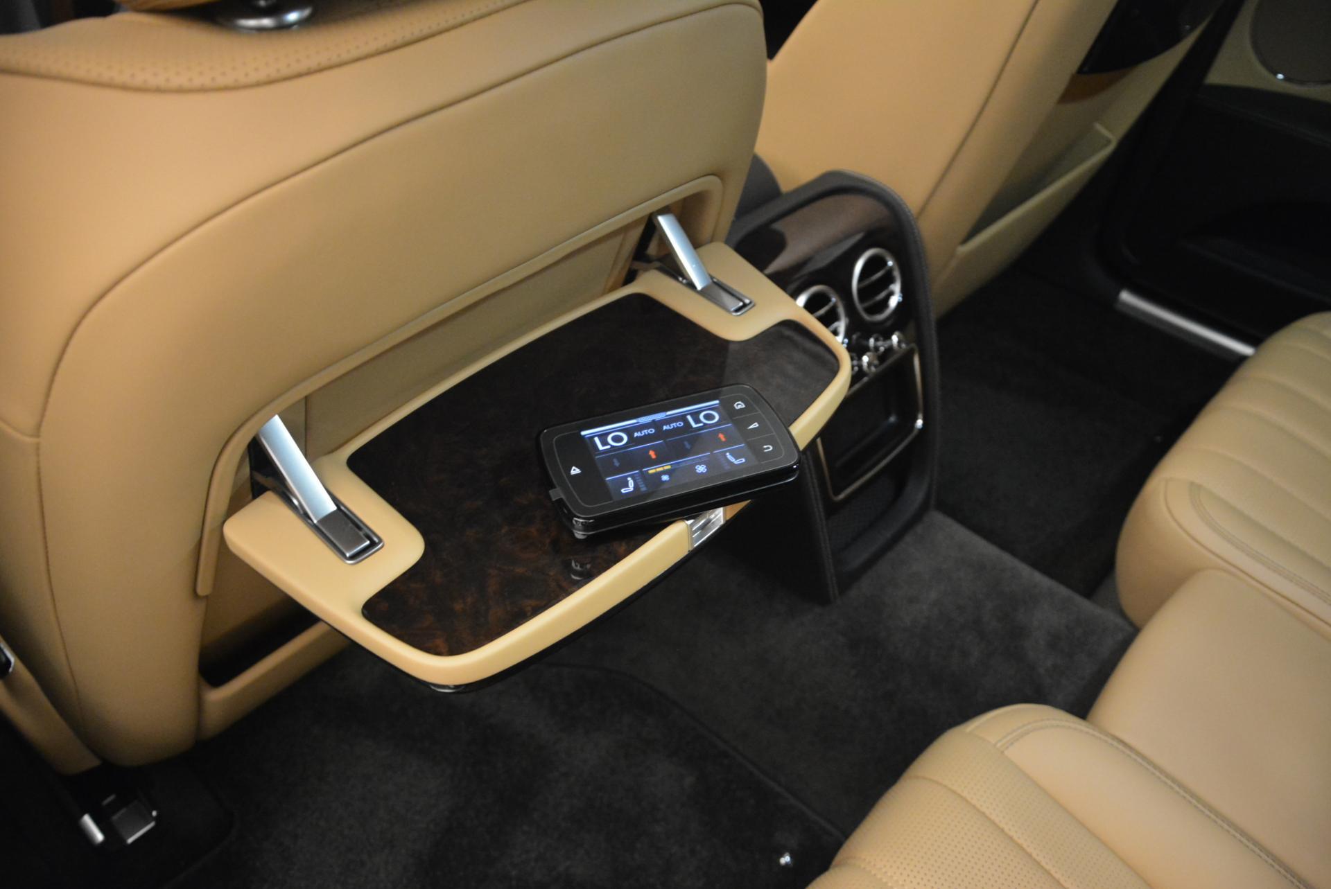 Used 2016 Bentley Flying Spur V8  For Sale In Westport, CT 34_p31