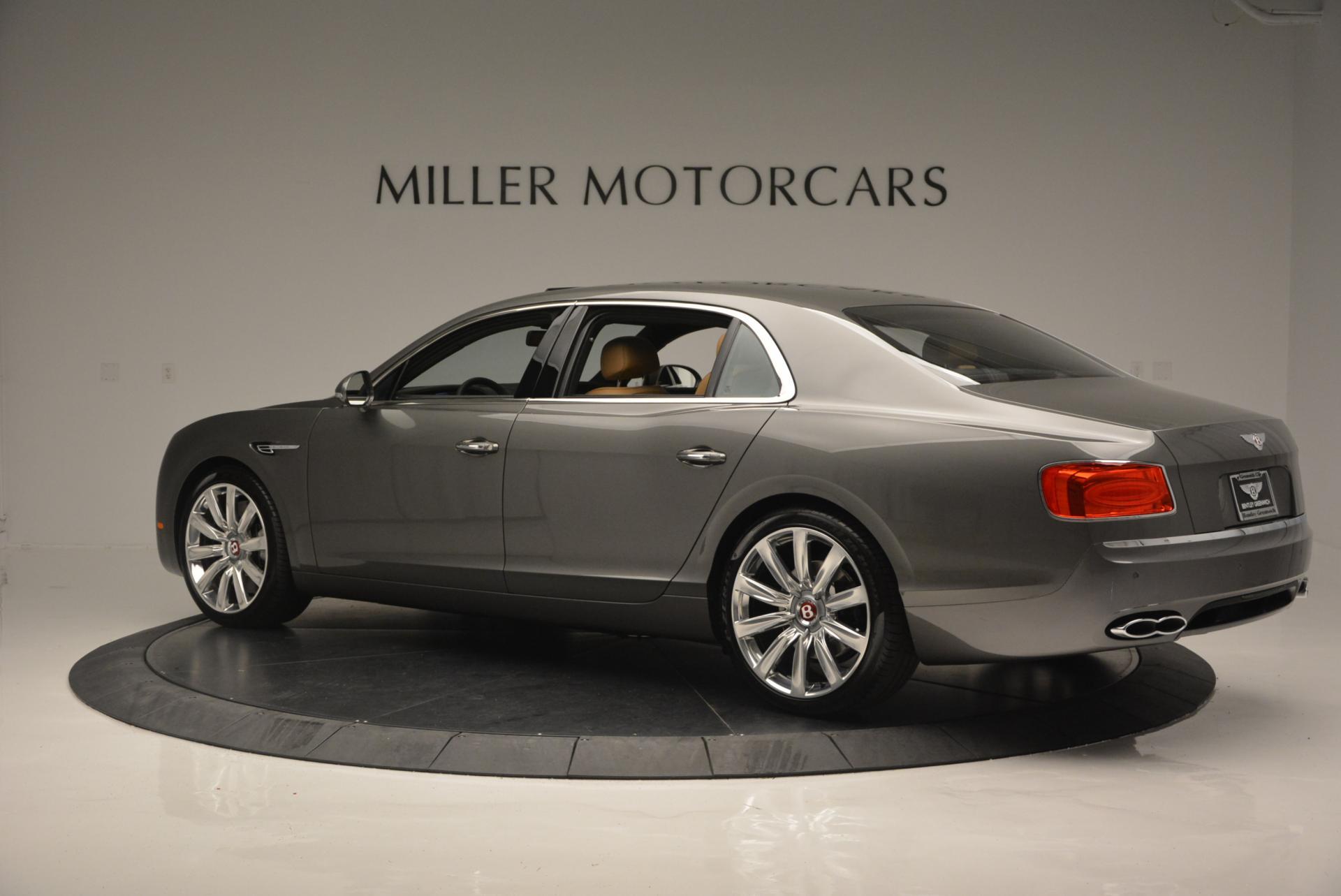 Used 2016 Bentley Flying Spur V8  For Sale In Westport, CT 34_p4