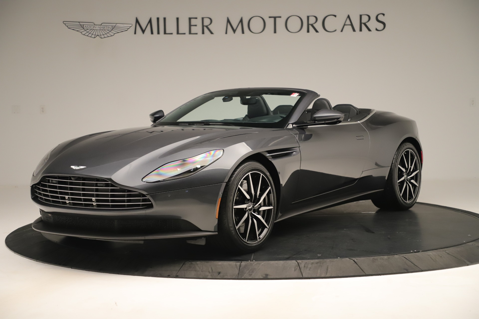 New 2019 Aston Martin DB11 V8 For Sale In Westport, CT 3400_main