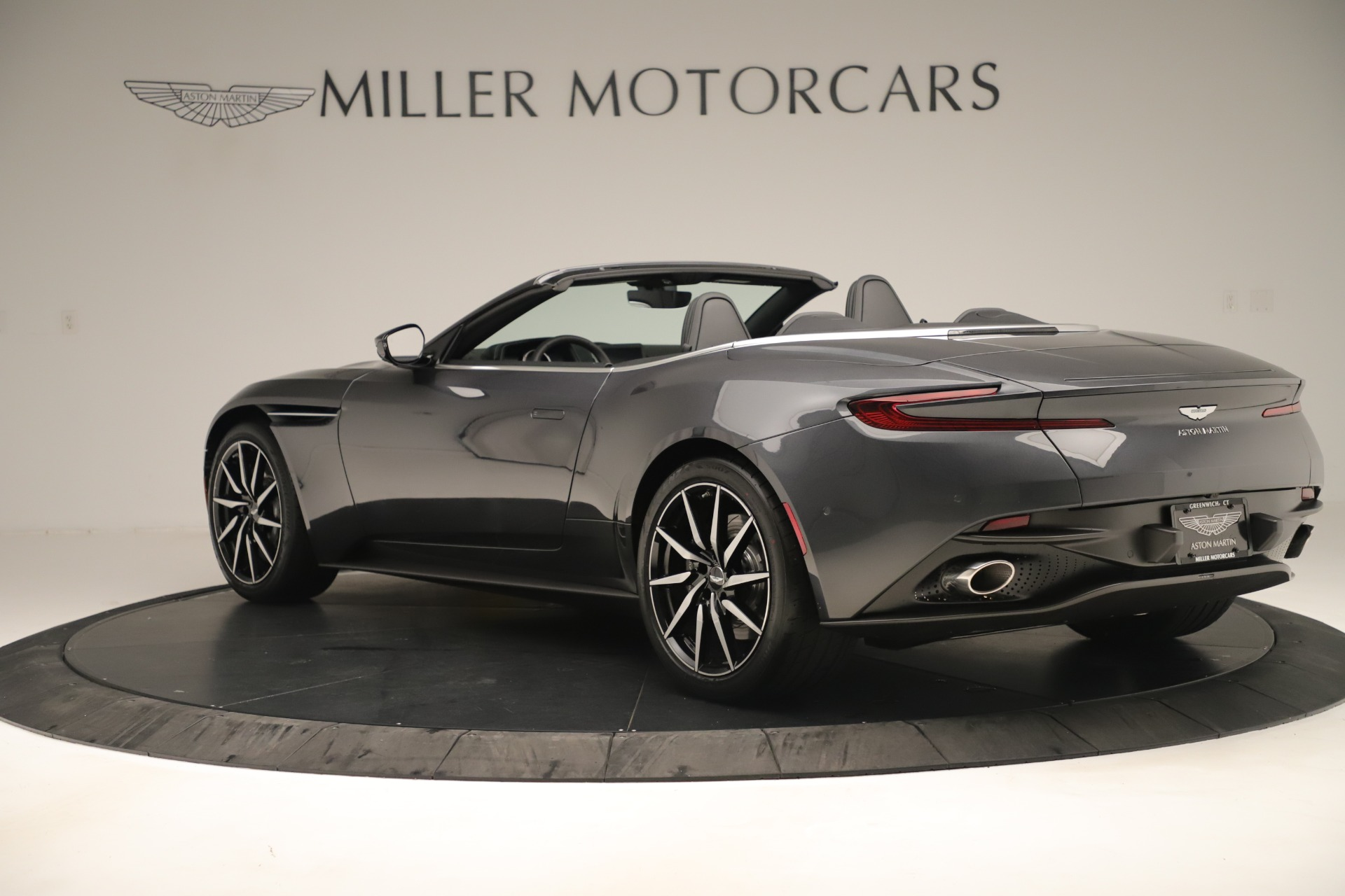 New 2019 Aston Martin DB11 V8 For Sale In Westport, CT 3400_p10