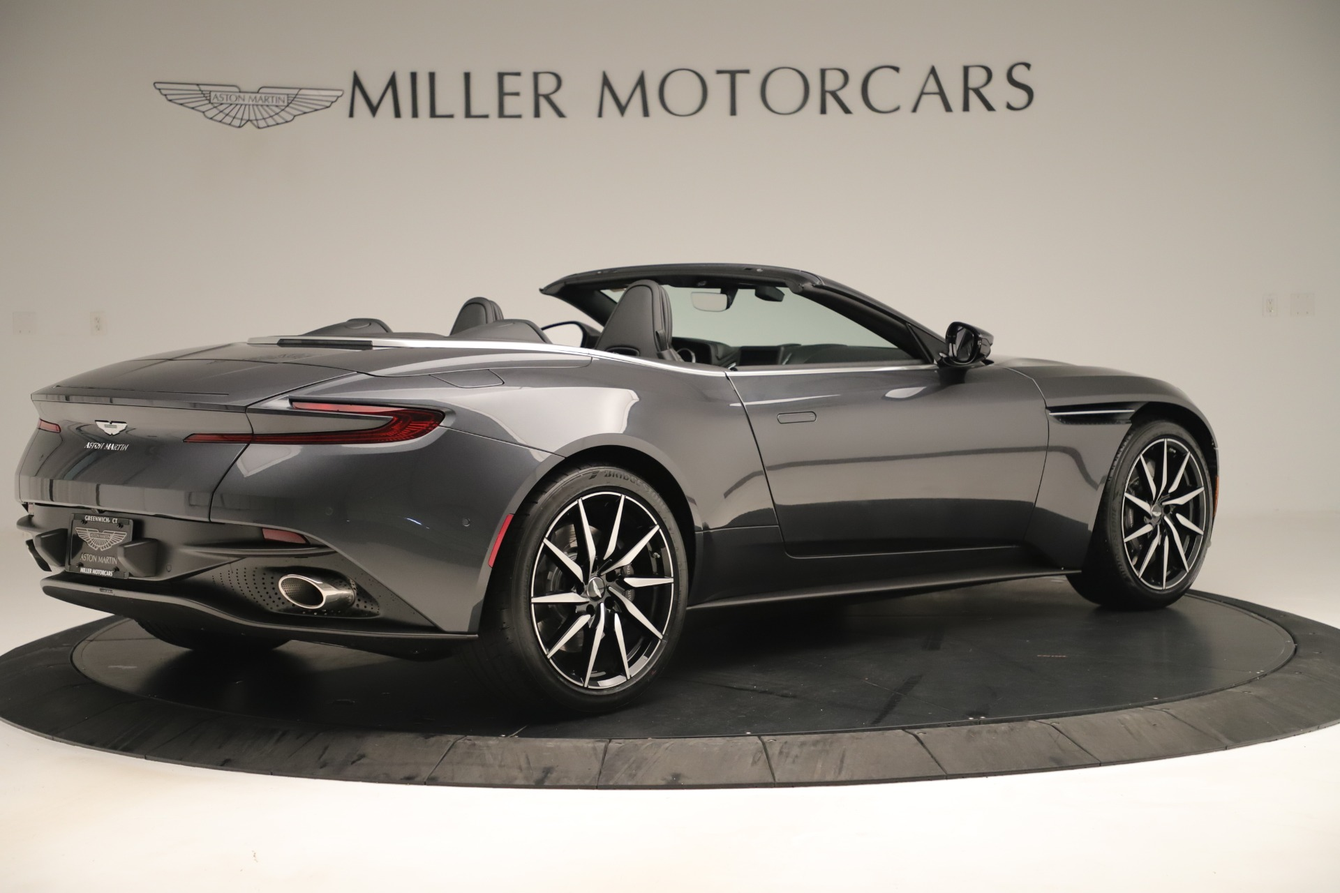 New 2019 Aston Martin DB11 V8 For Sale In Westport, CT 3400_p7