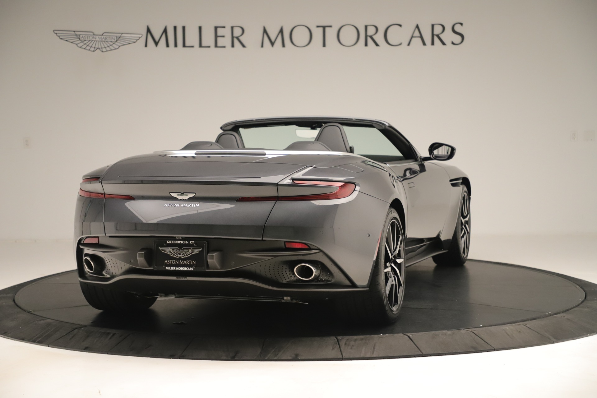 New 2019 Aston Martin DB11 V8 For Sale In Westport, CT 3400_p8