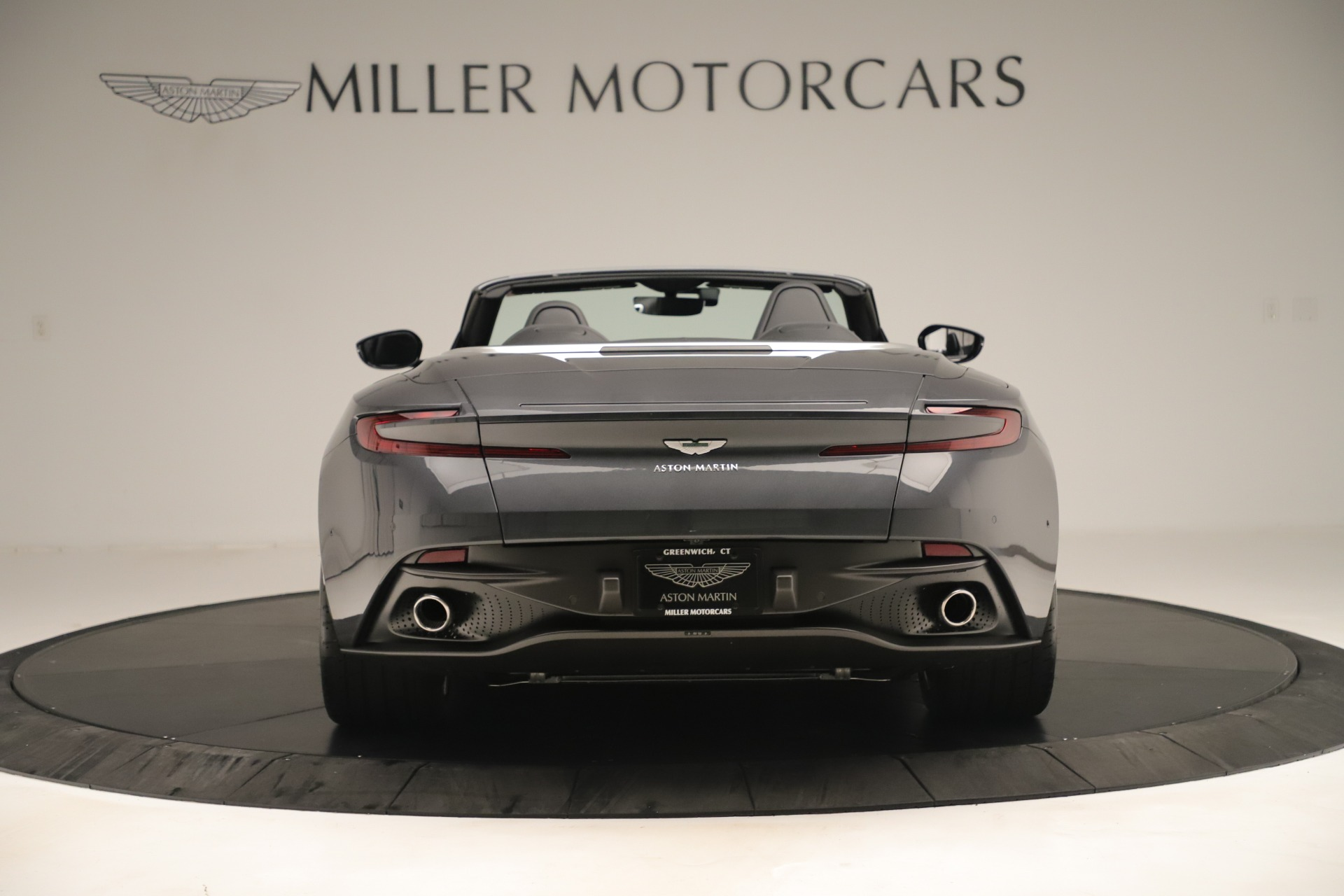 New 2019 Aston Martin DB11 V8 For Sale In Westport, CT 3400_p9