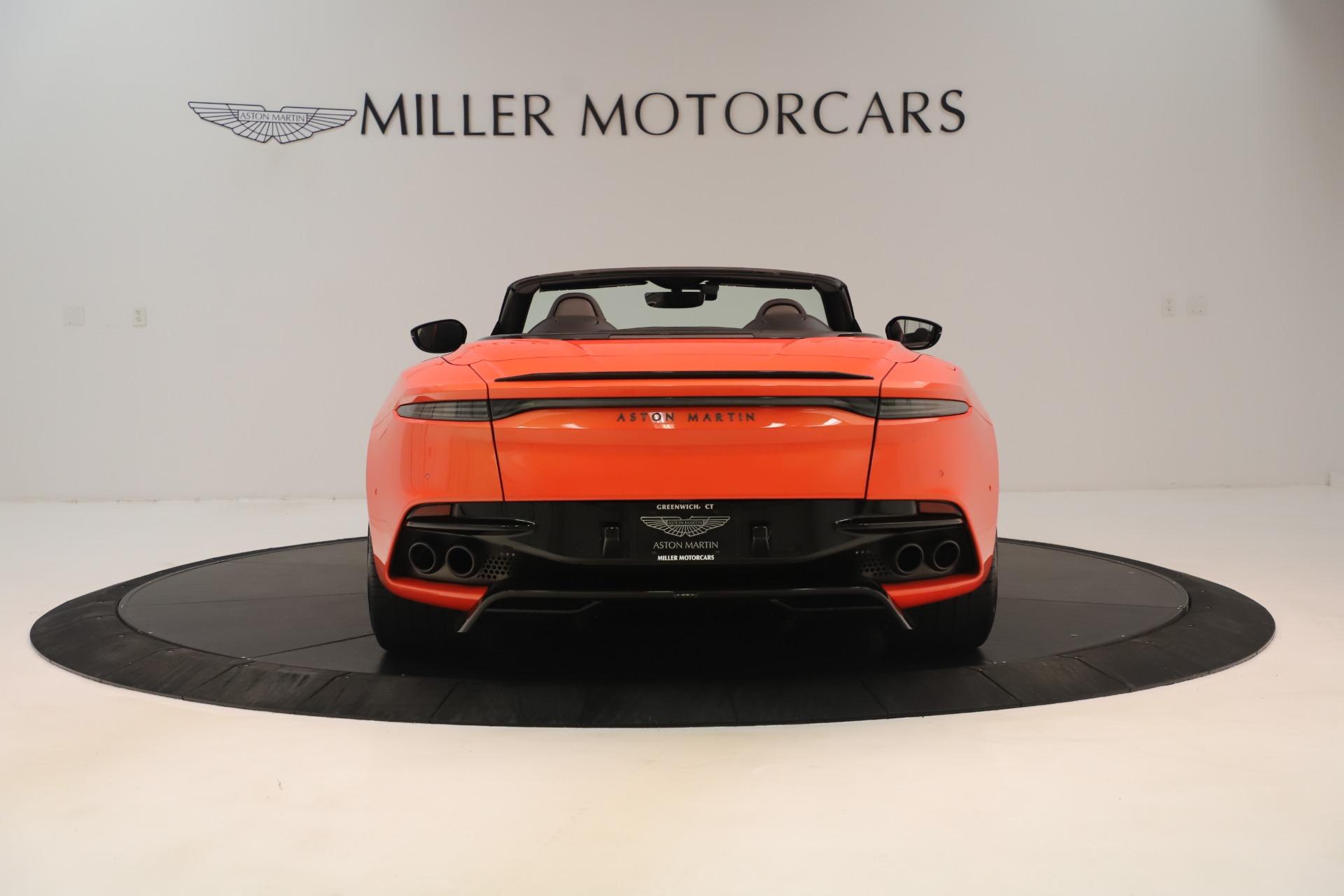 New 2020 Aston Martin DBS Superleggera For Sale In Westport, CT 3401_p10