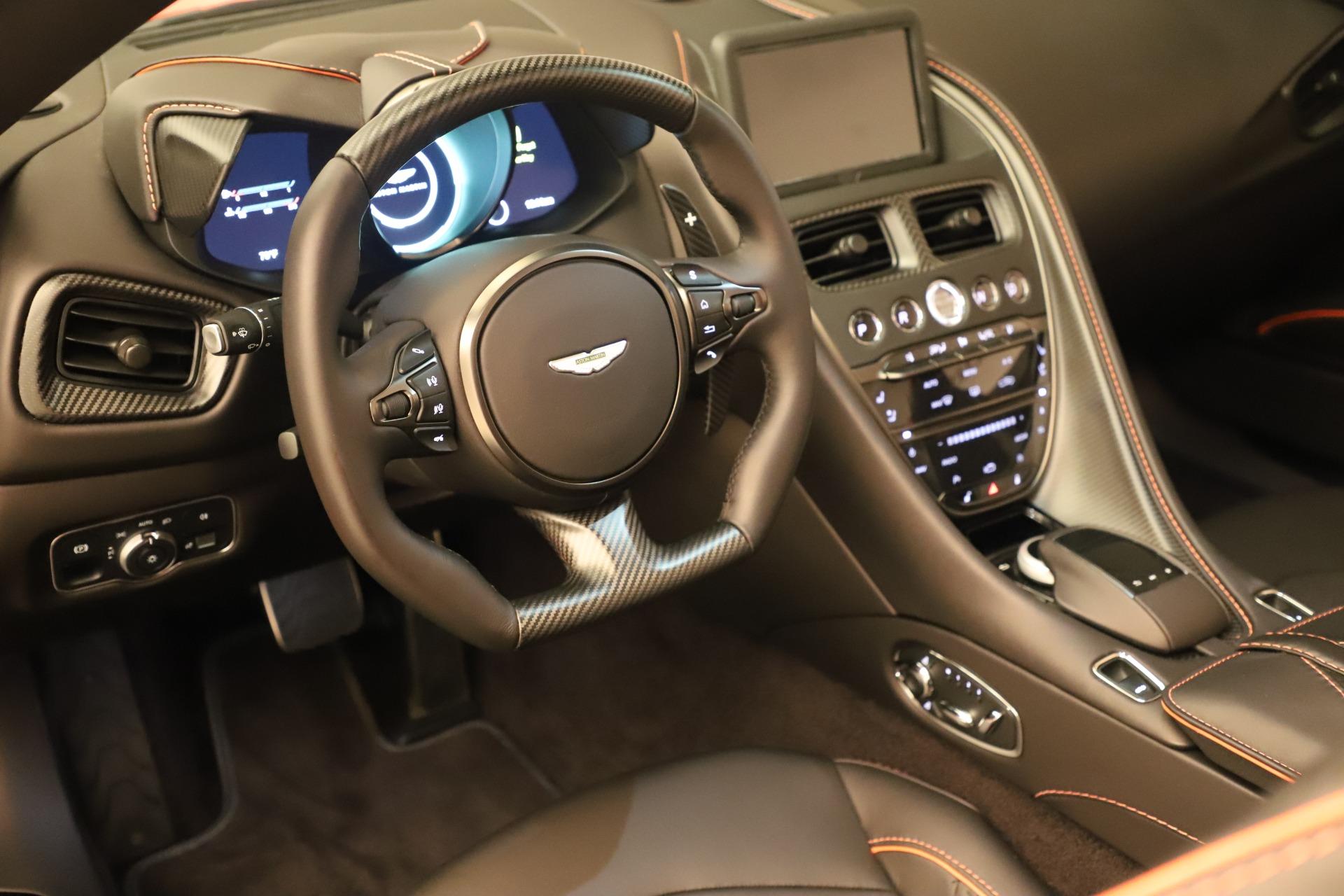 New 2020 Aston Martin DBS Superleggera For Sale In Westport, CT 3401_p35