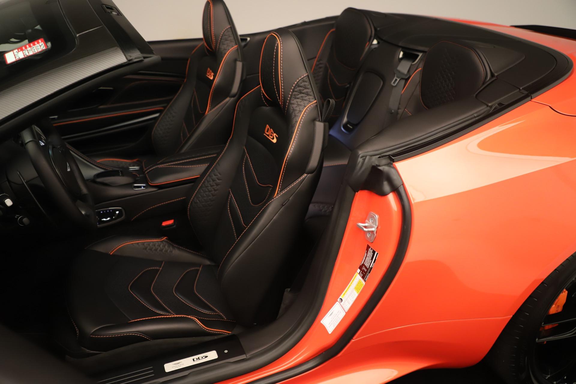 New 2020 Aston Martin DBS Superleggera For Sale In Westport, CT 3401_p50