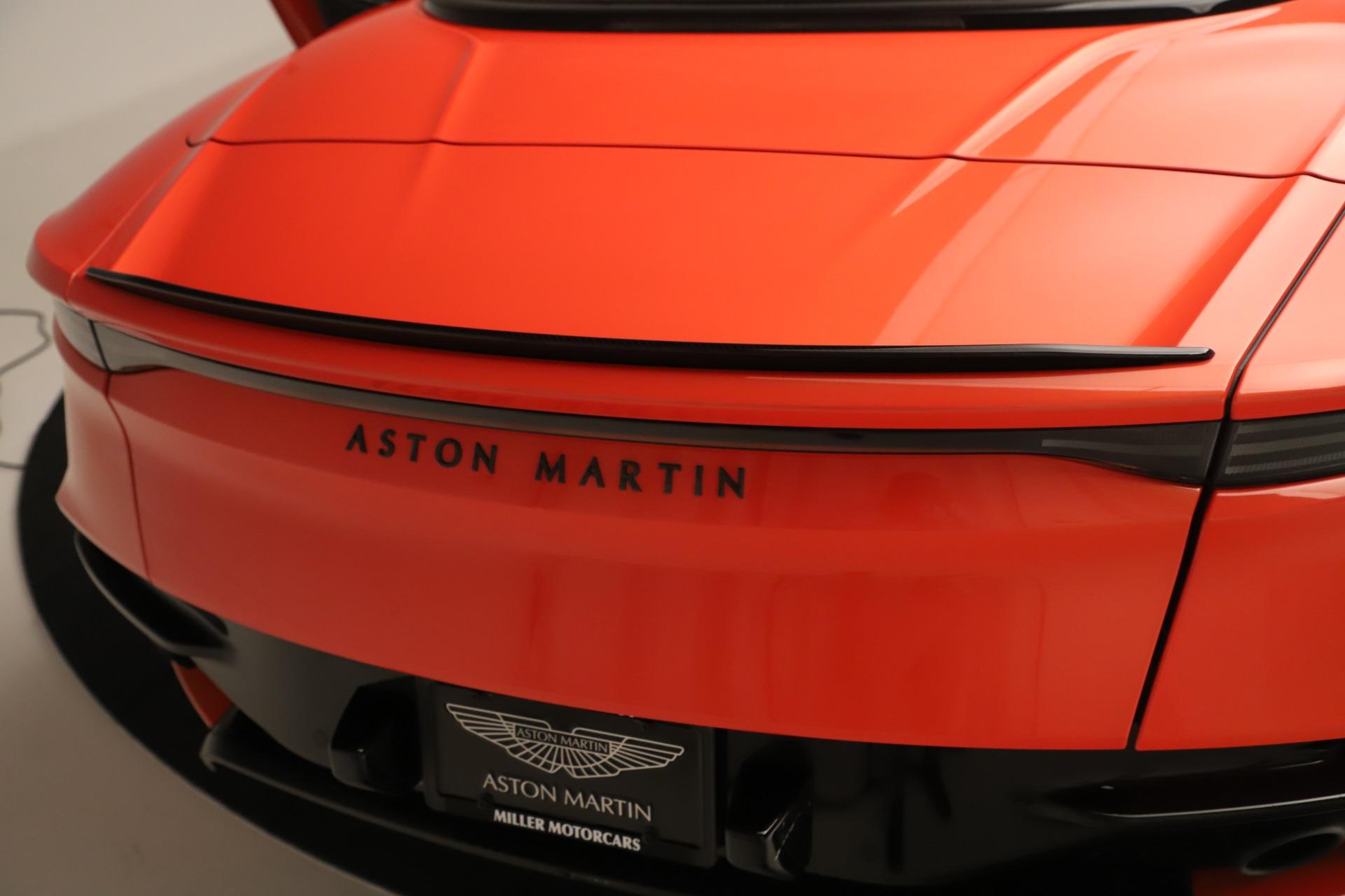 New 2020 Aston Martin DBS Superleggera For Sale In Westport, CT 3401_p52