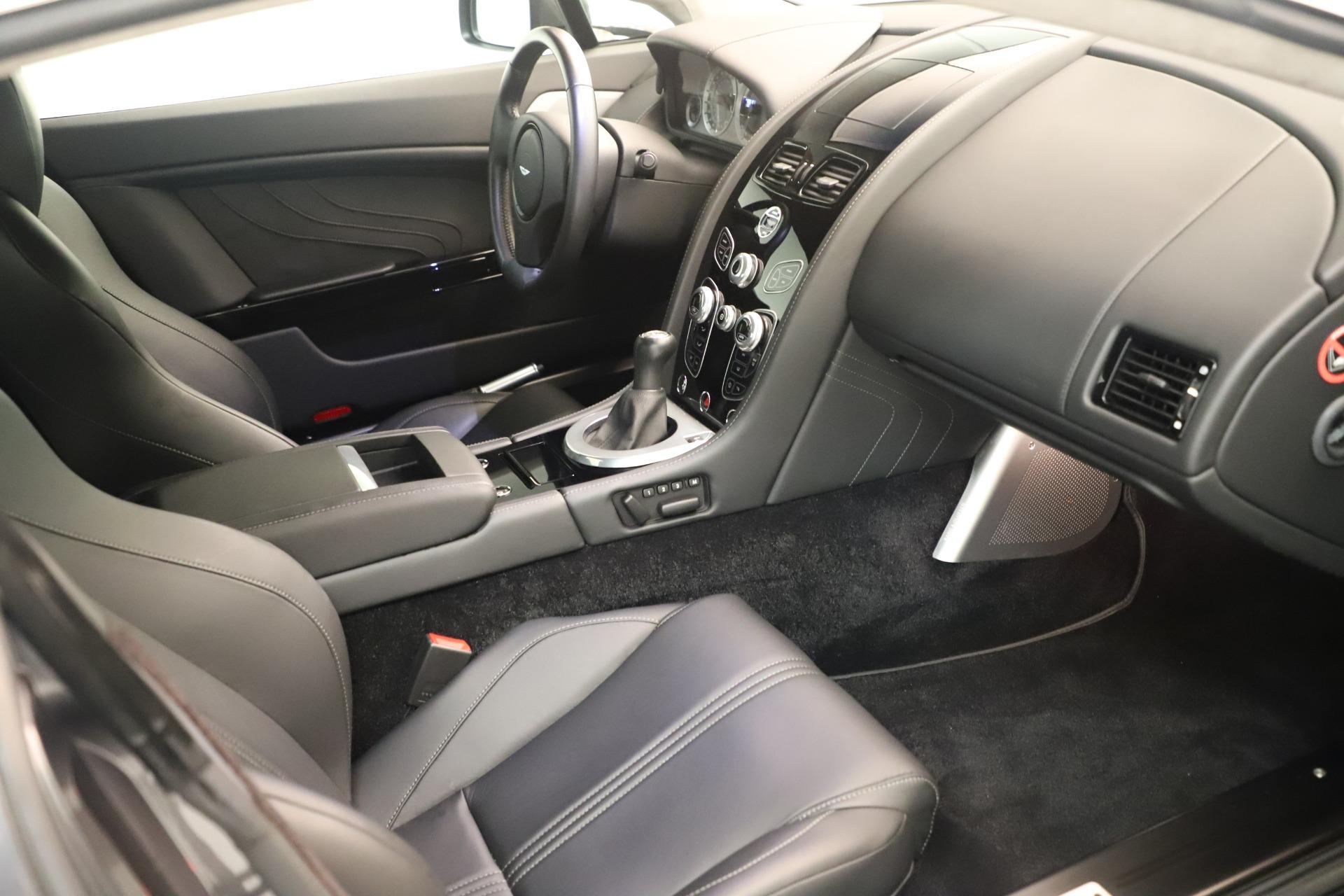 Used 2016 Aston Martin V8 Vantage S For Sale In Westport, CT 3402_p14