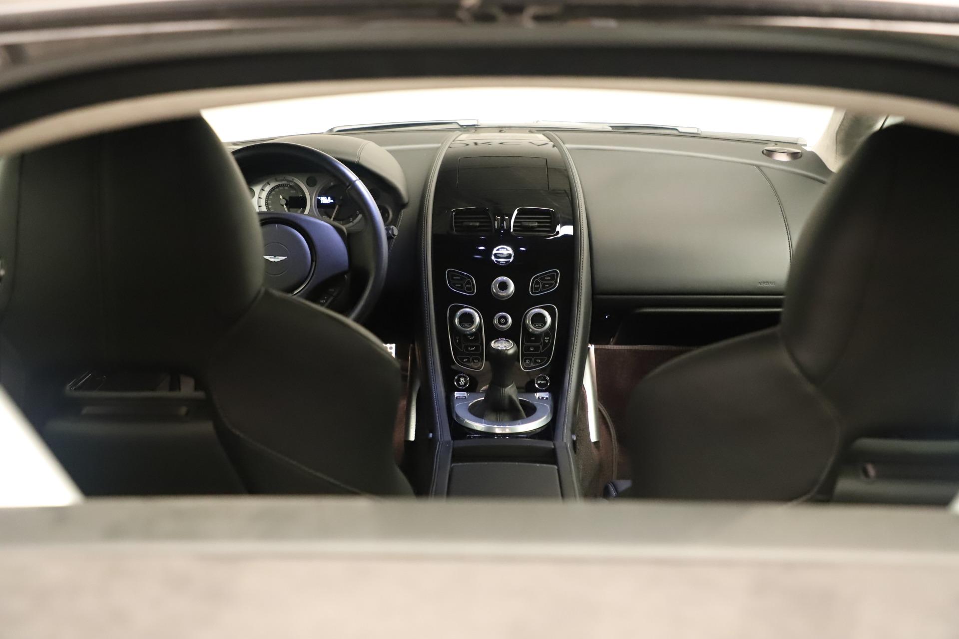 Used 2016 Aston Martin V8 Vantage S For Sale In Westport, CT 3402_p18