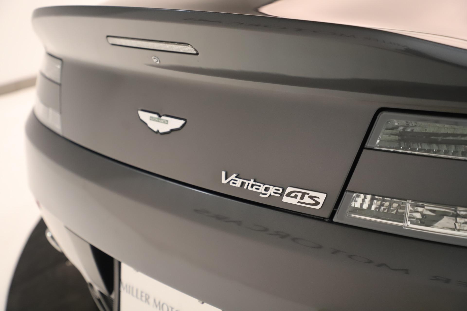 Used 2016 Aston Martin V8 Vantage S For Sale In Westport, CT 3402_p26