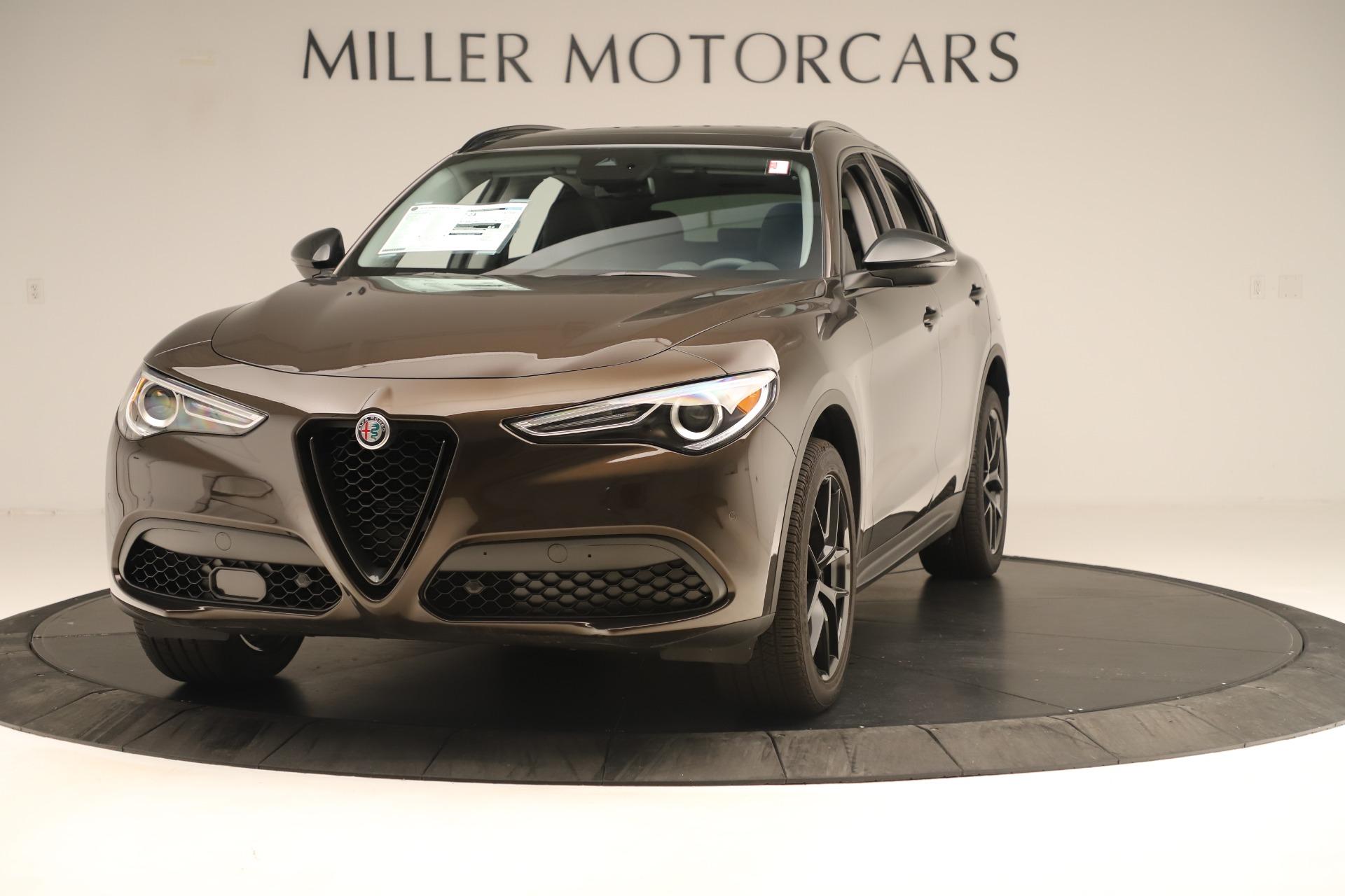 New 2019 Alfa Romeo Stelvio Ti Q4 For Sale In Westport, CT 3403_main