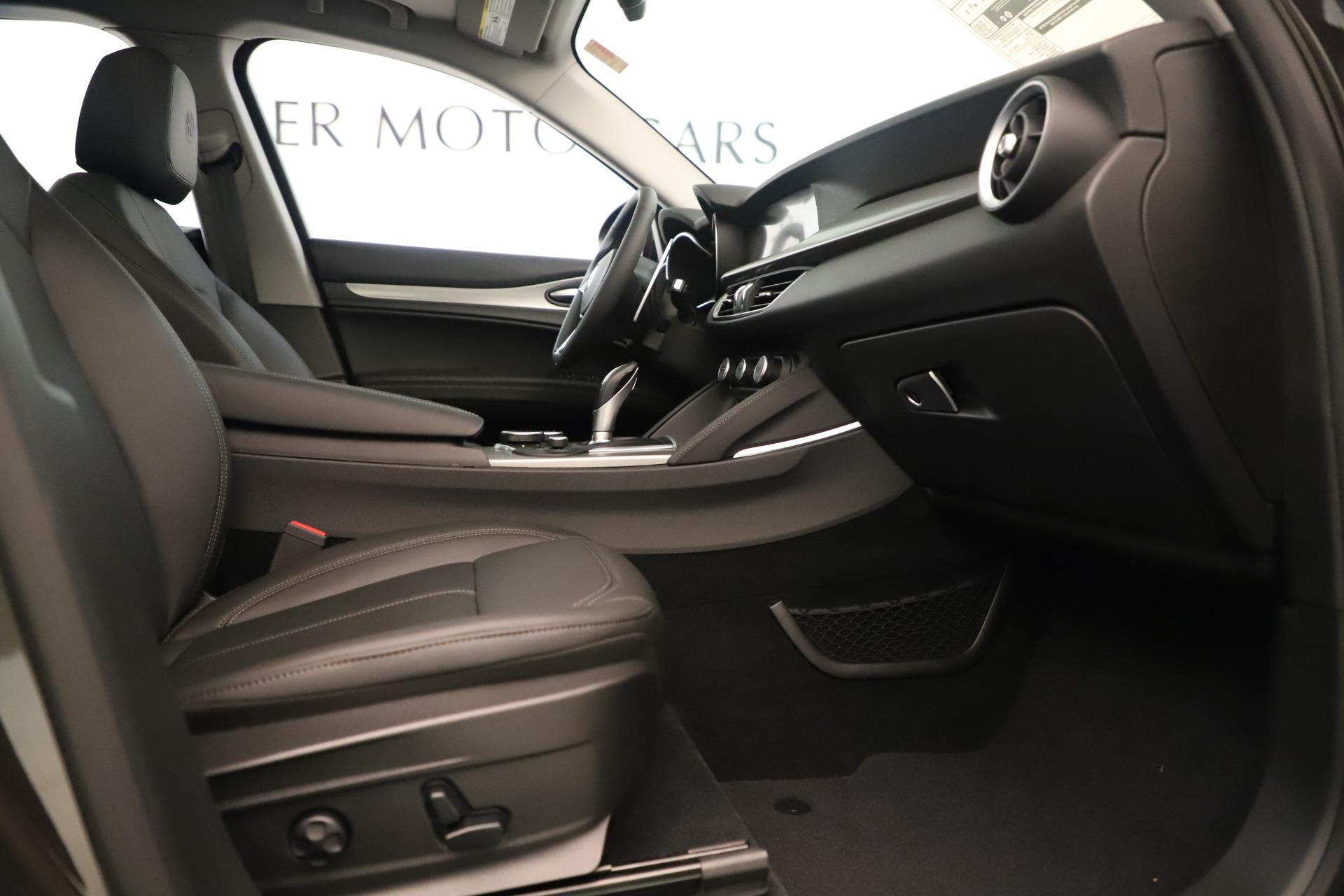 New 2019 Alfa Romeo Stelvio Ti Q4 For Sale In Westport, CT 3403_p23