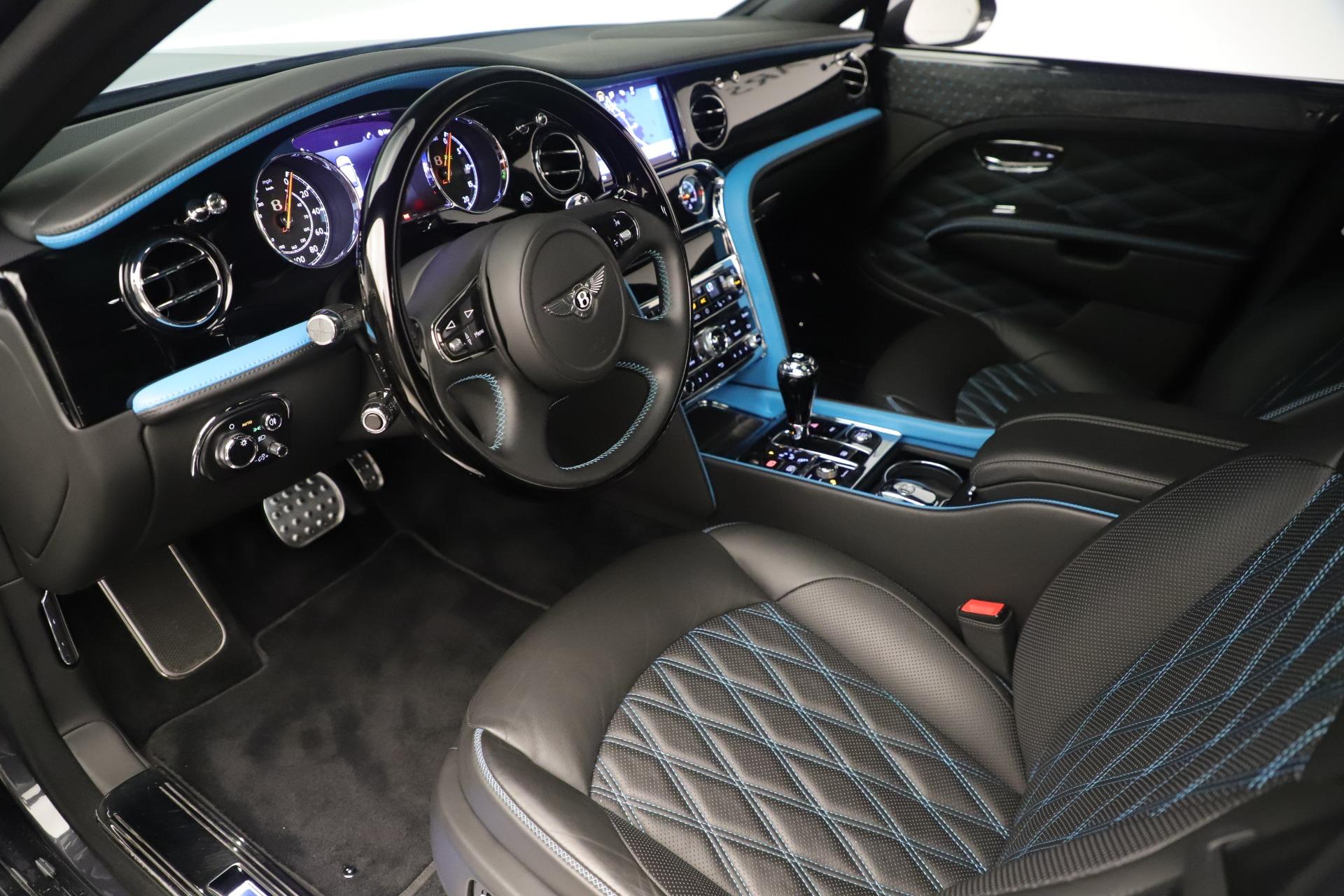 Used 2018 Bentley Mulsanne Speed Design Series For Sale In Westport, CT 3405_p18