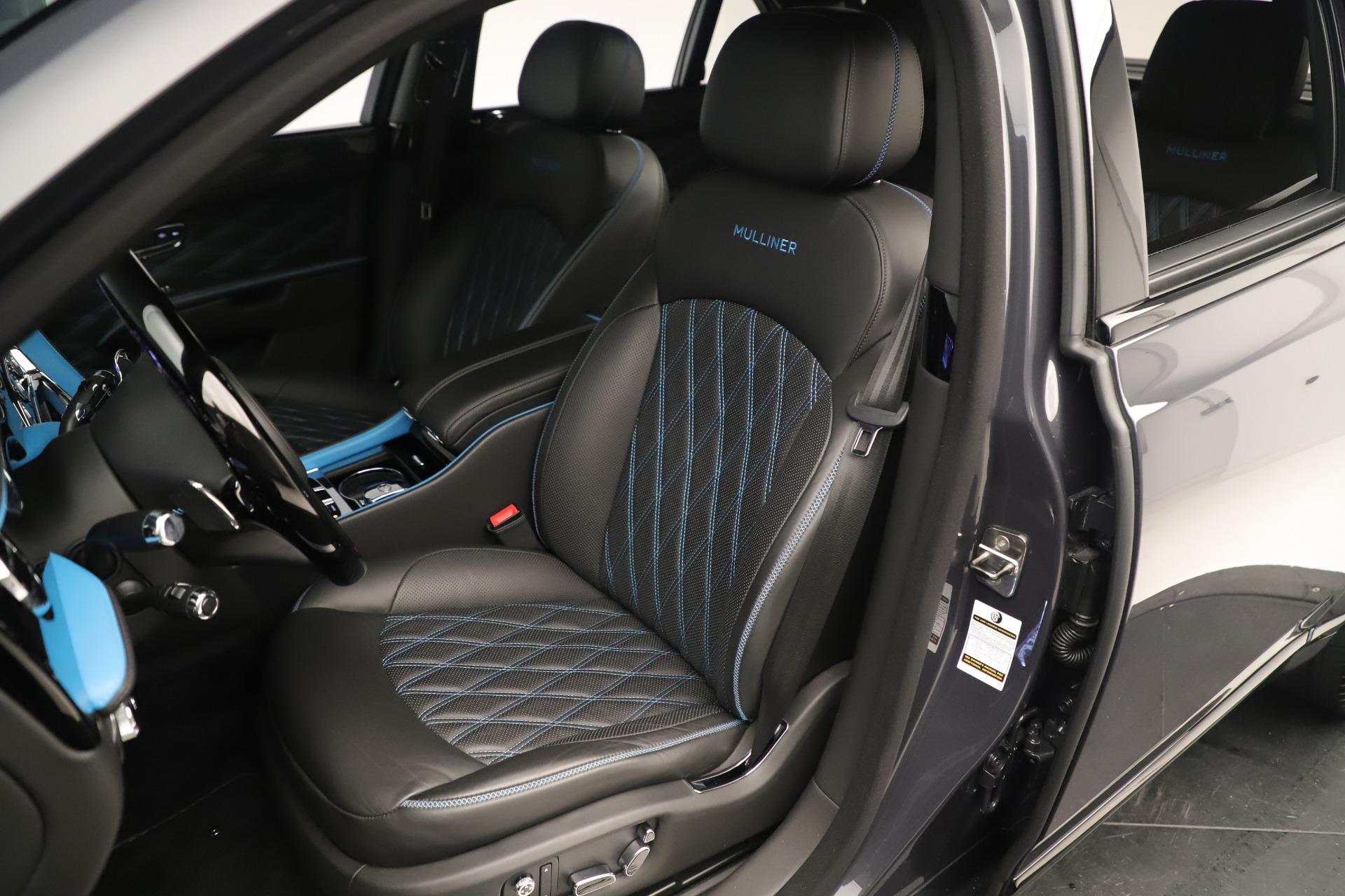 Used 2018 Bentley Mulsanne Speed Design Series For Sale In Westport, CT 3405_p20