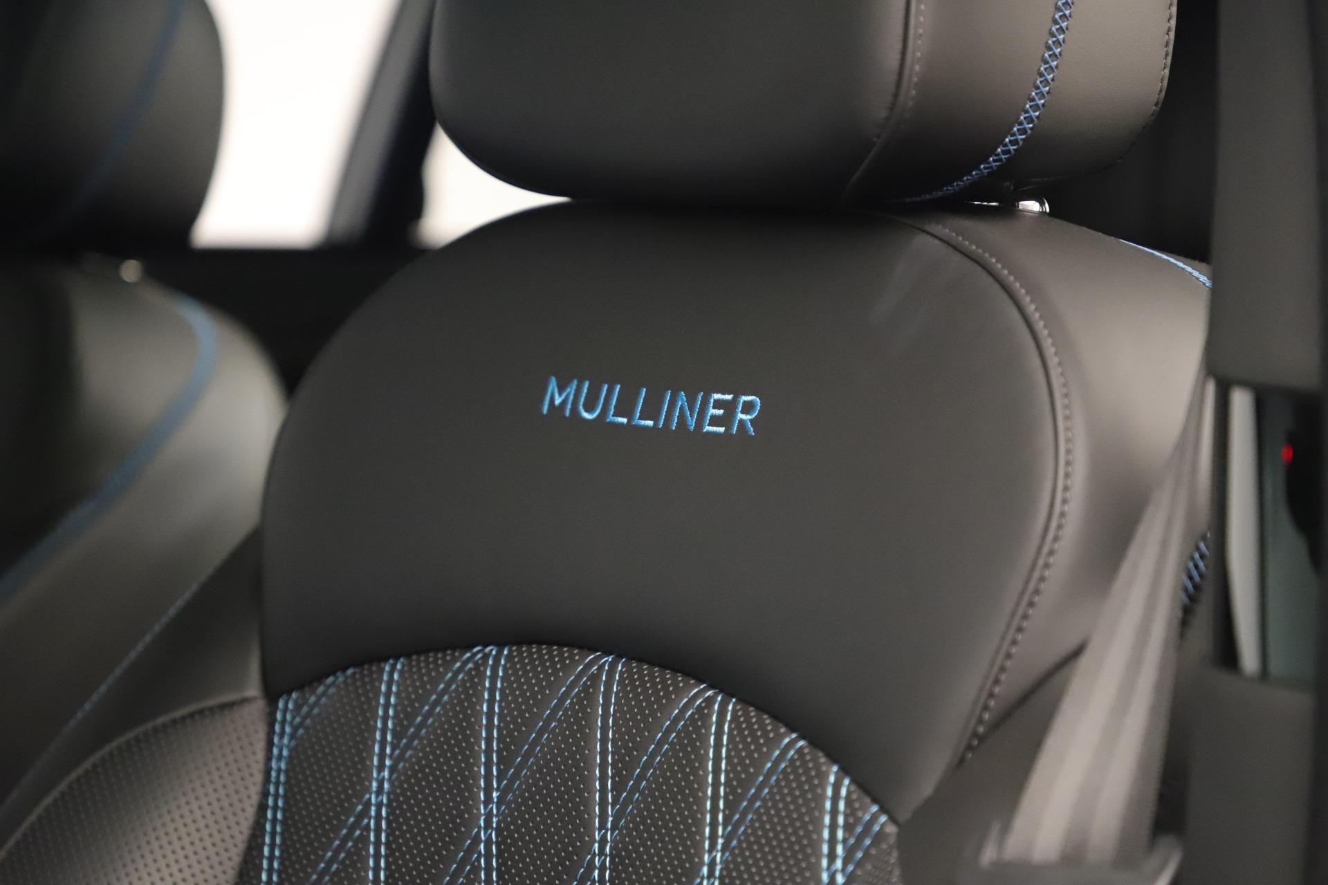 Used 2018 Bentley Mulsanne Speed Design Series For Sale In Westport, CT 3405_p21