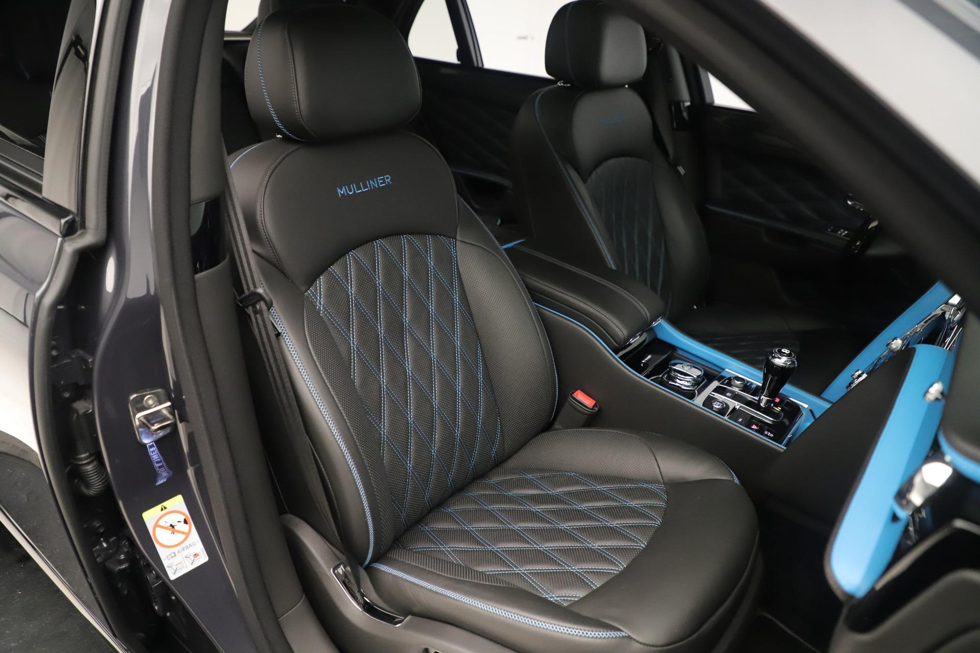 Used 2018 Bentley Mulsanne Speed Design Series For Sale In Westport, CT 3405_p32