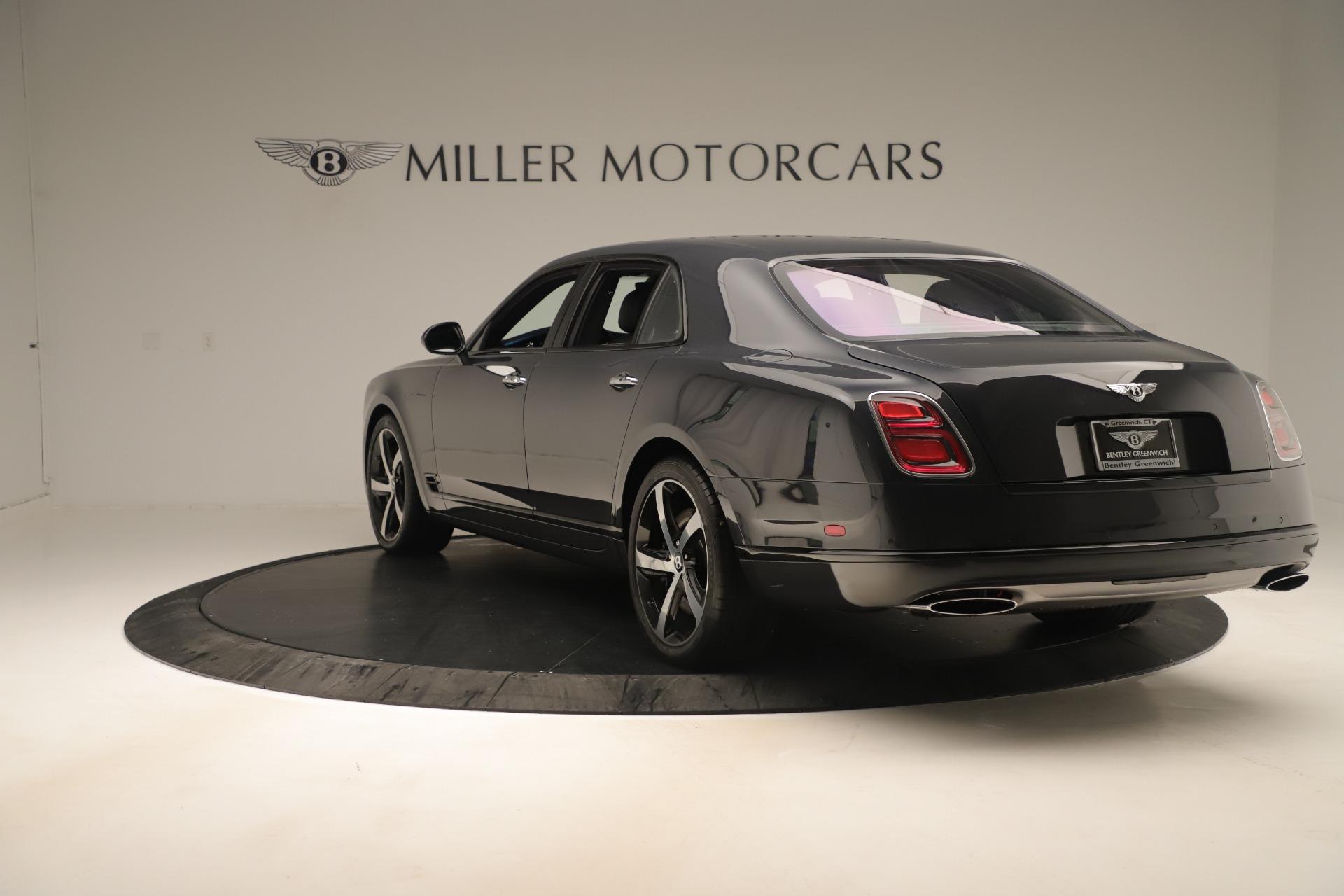 Used 2018 Bentley Mulsanne Speed Design Series For Sale In Westport, CT 3405_p5